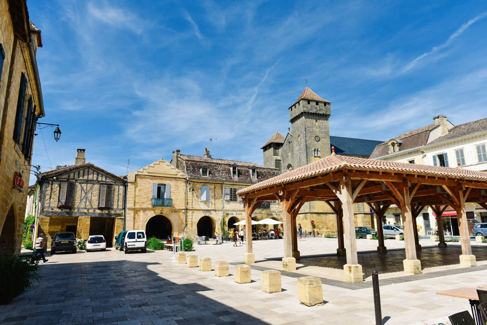 Mornings In The French City Of Sarlat And Afternoons In The Village Of Beaumont-du-Périgord... (59)