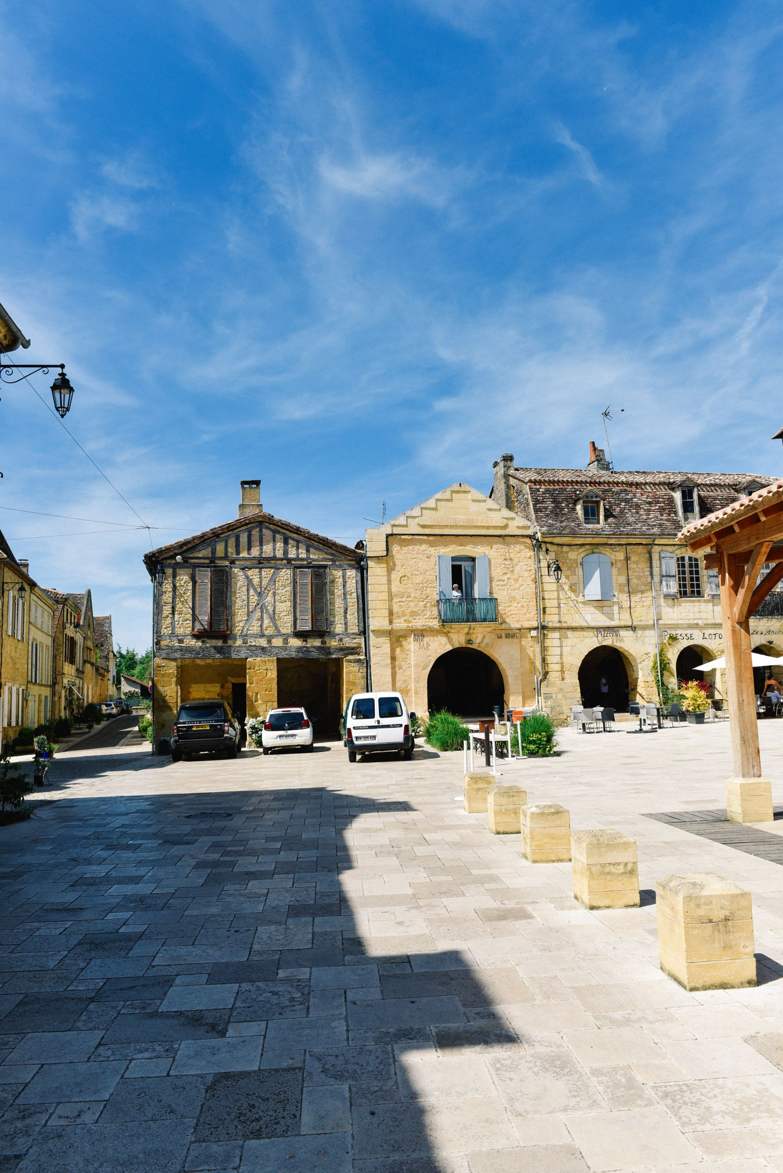 Mornings In The French City Of Sarlat And Afternoons In The Village Of Beaumont-du-Périgord... (60)
