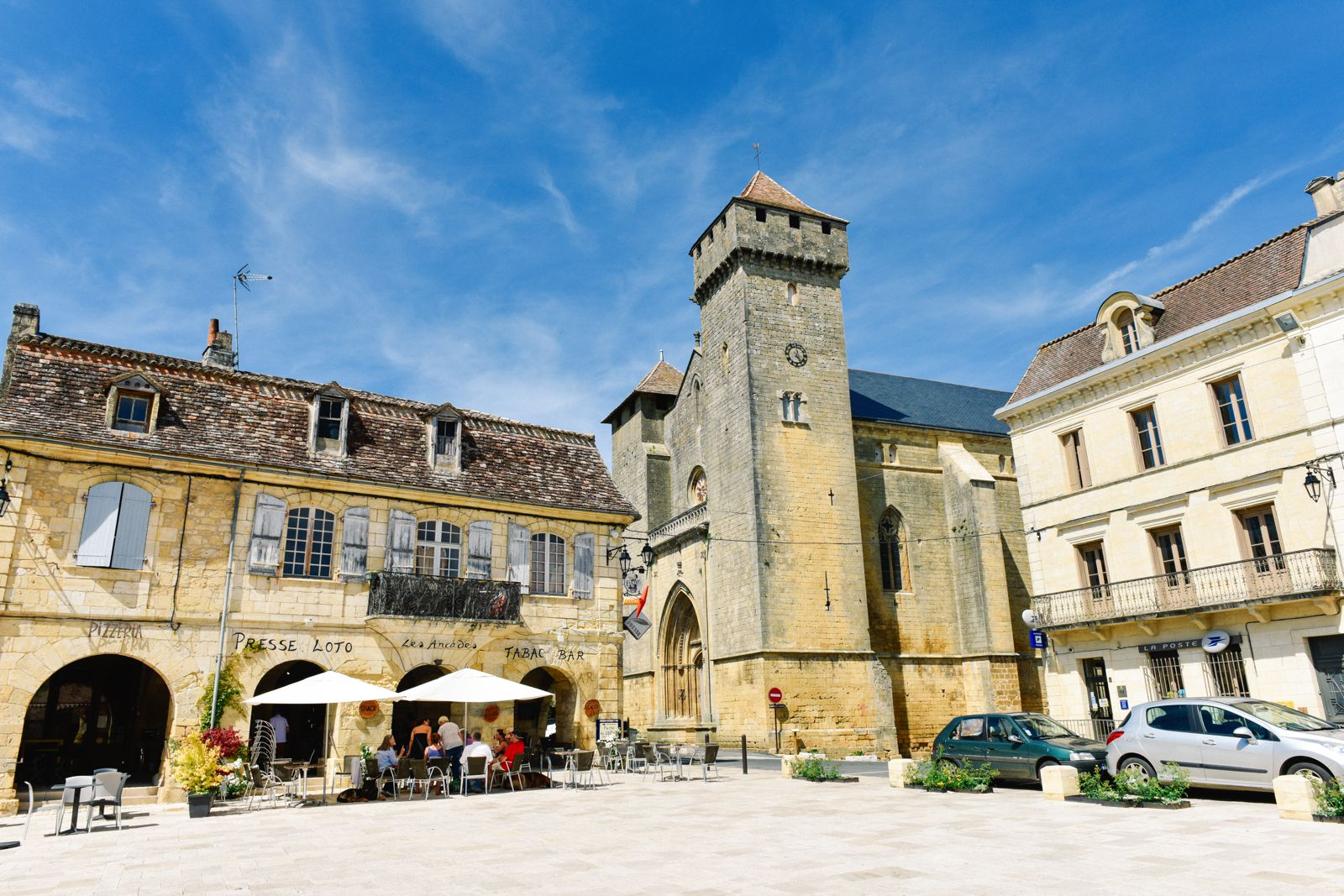 Mornings In The French City Of Sarlat And Afternoons In The Village Of Beaumont-du-Périgord... (62)