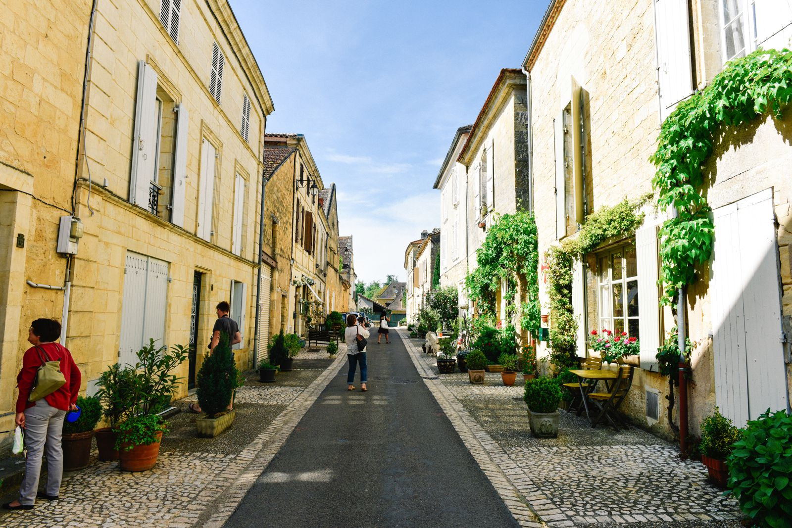 Mornings In The French City Of Sarlat And Afternoons In The Village Of Beaumont-du-Périgord... (63)