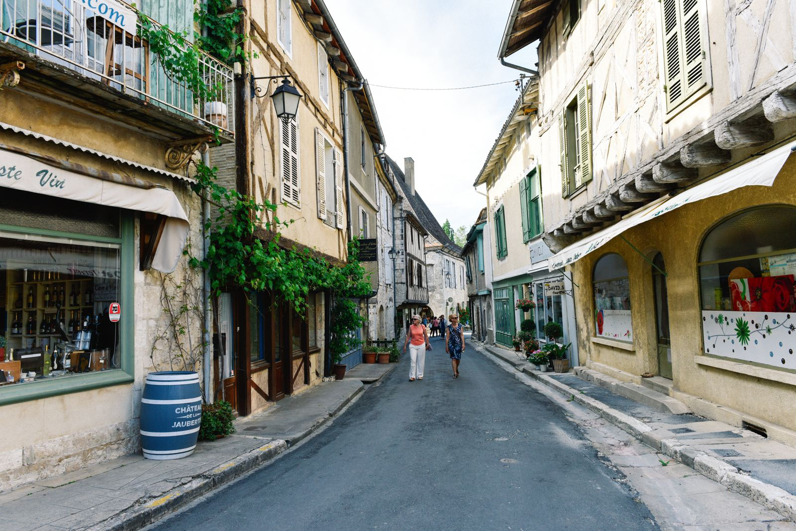 Charming Issigeac... The Medieval Village In France's Dordogne Valley (11)