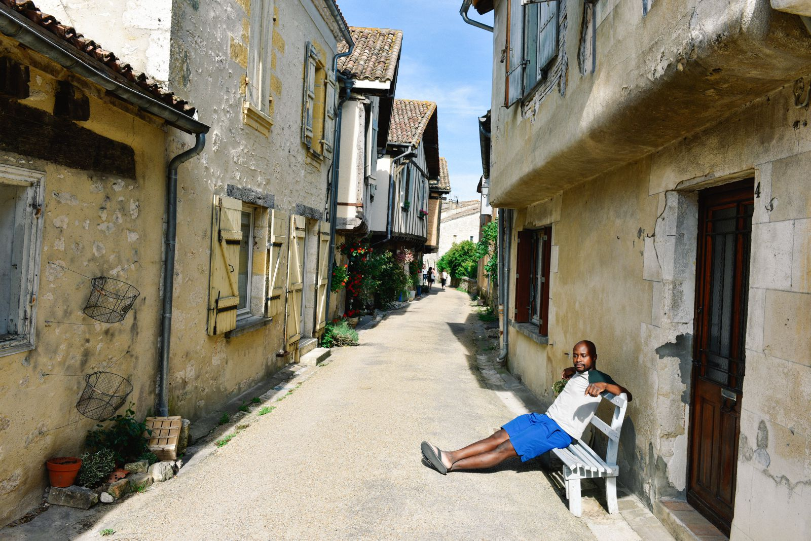 Charming Issigeac... The Medieval Village In France's Dordogne Valley (21)