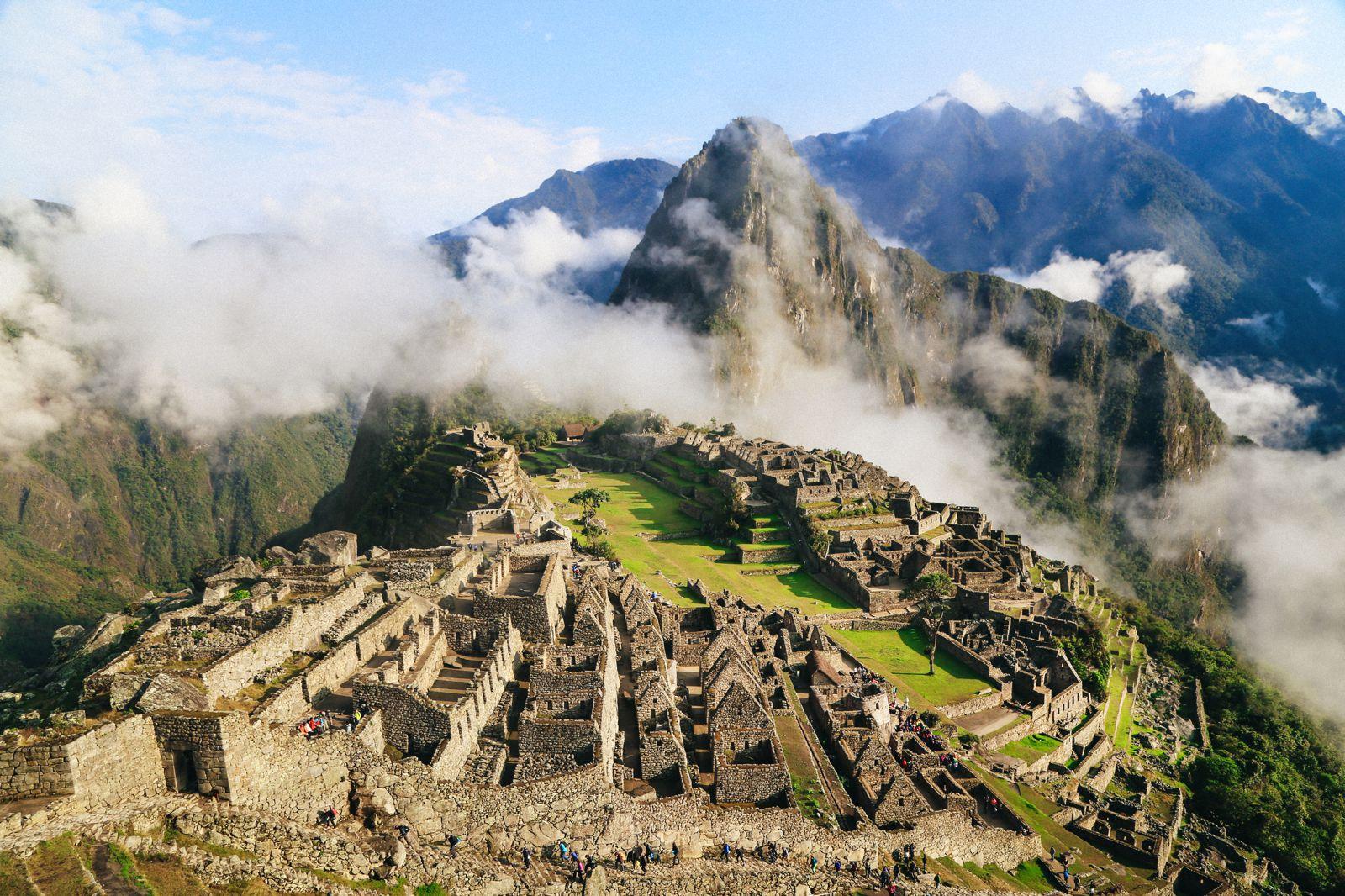 A Day In Machu Picchu... And Hiking The Impressive Huayna Picchu Mountain, Peru (3)