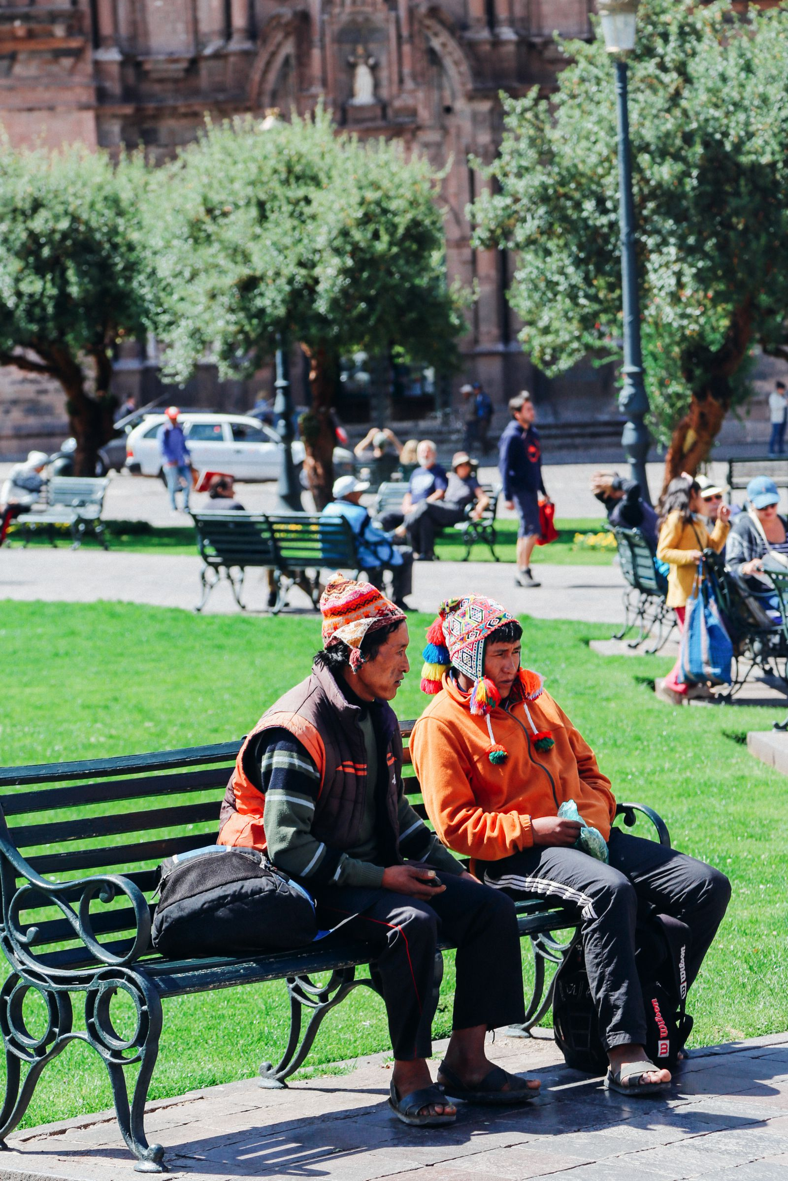 Postcards from Peru - Cusco and Machu Picchu (2)