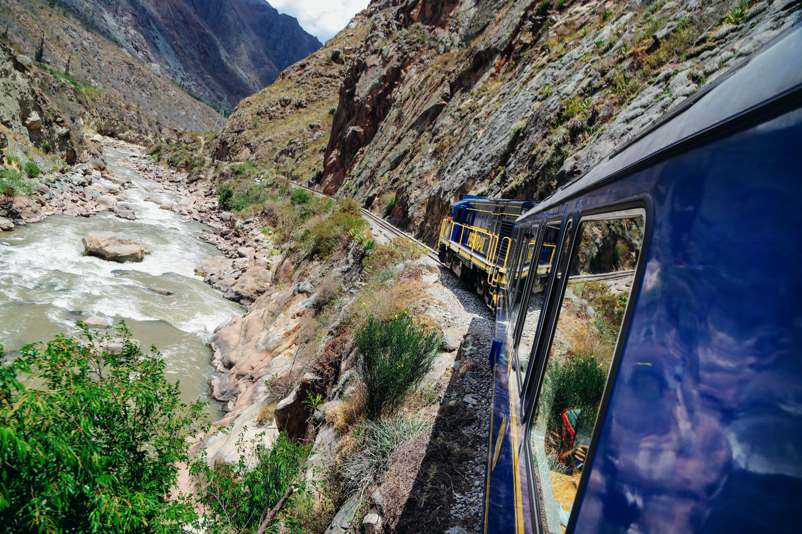 The Journey To Machu Picchu, Peru (1)