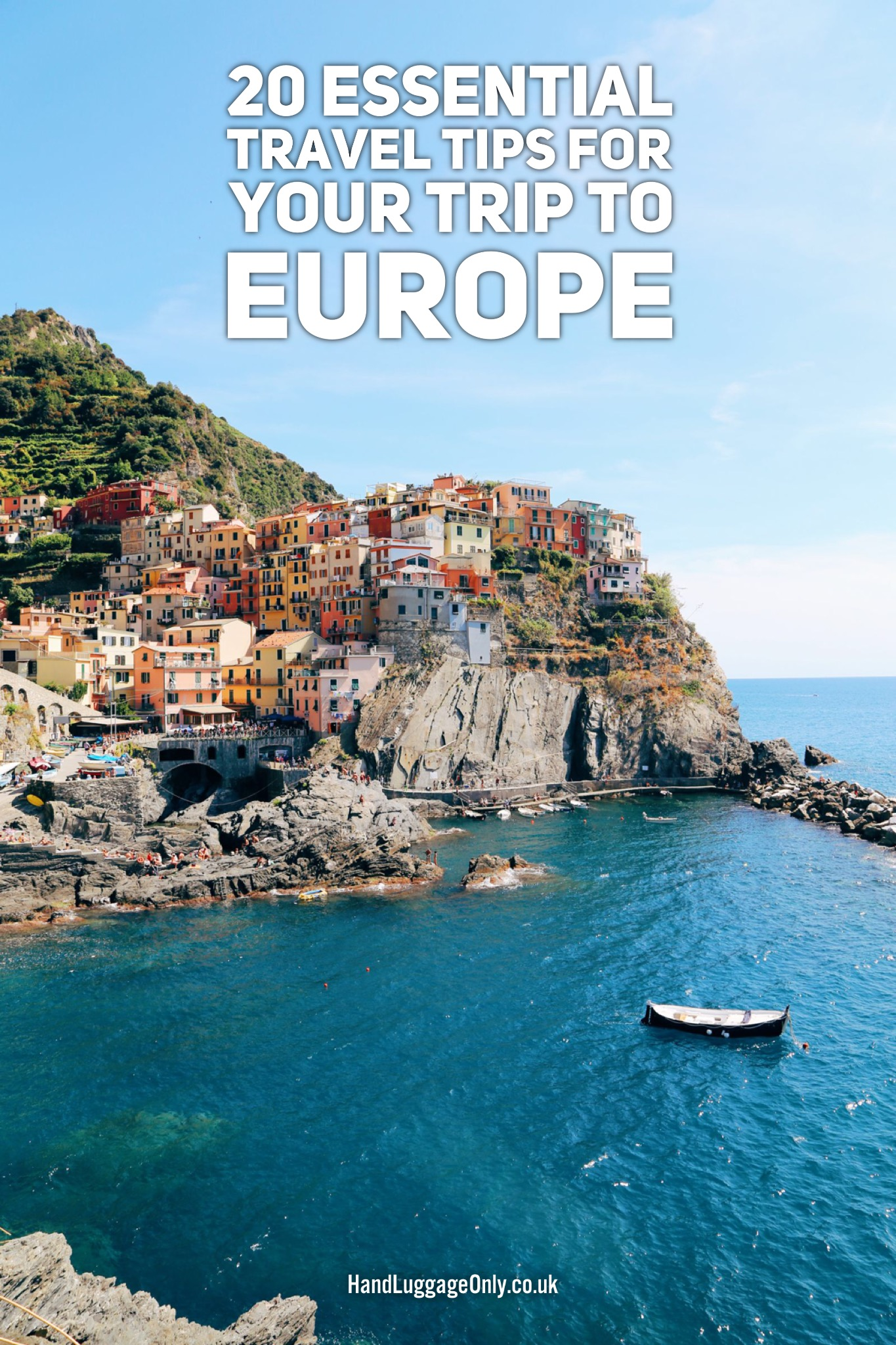 20 Essential Tavel Tips You Need To Know Before Visiting Europe