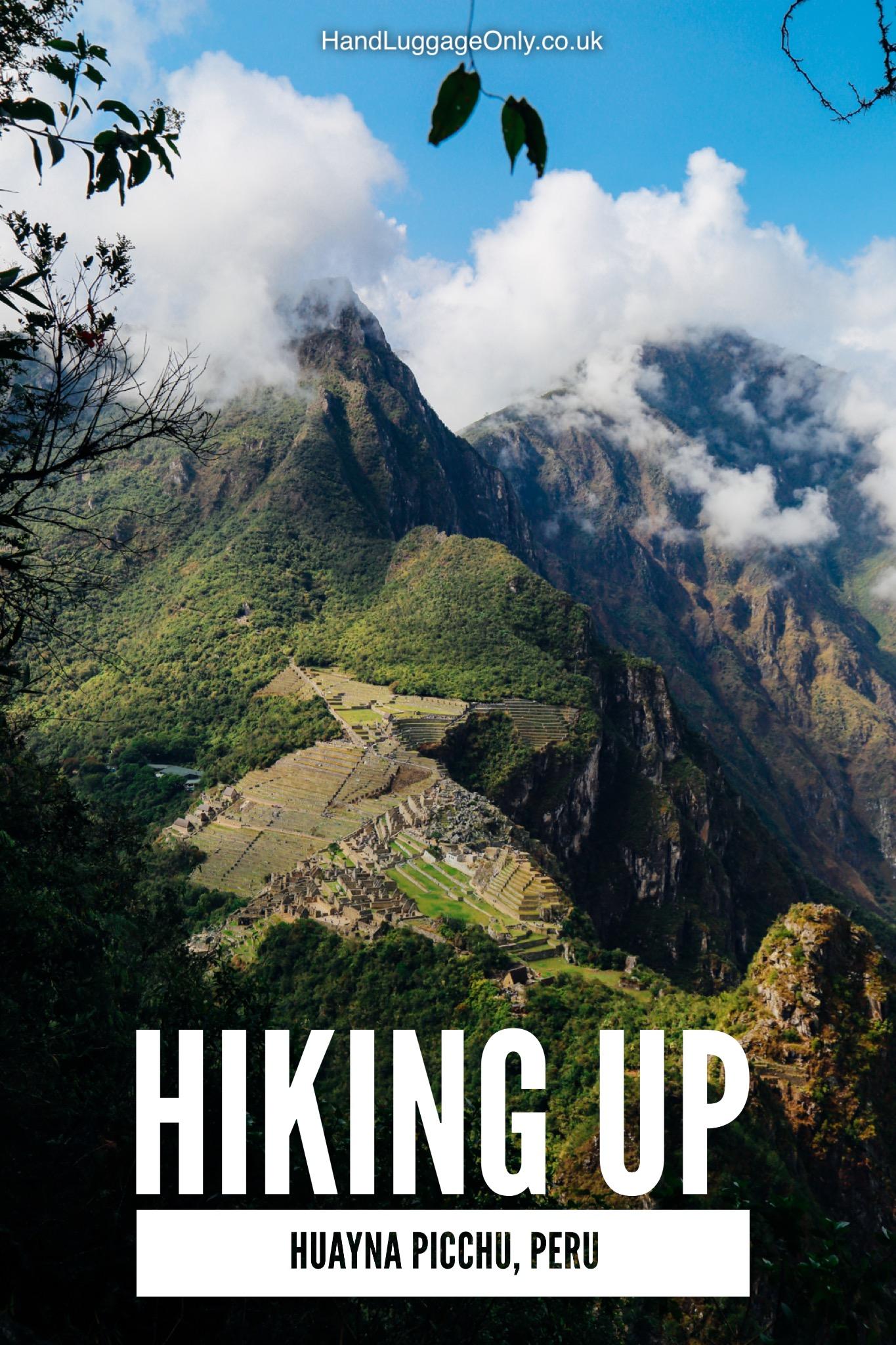 A Day In Machu Picchu... And Hiking The Impressive Huayna Picchu Mountain, Peru (2)