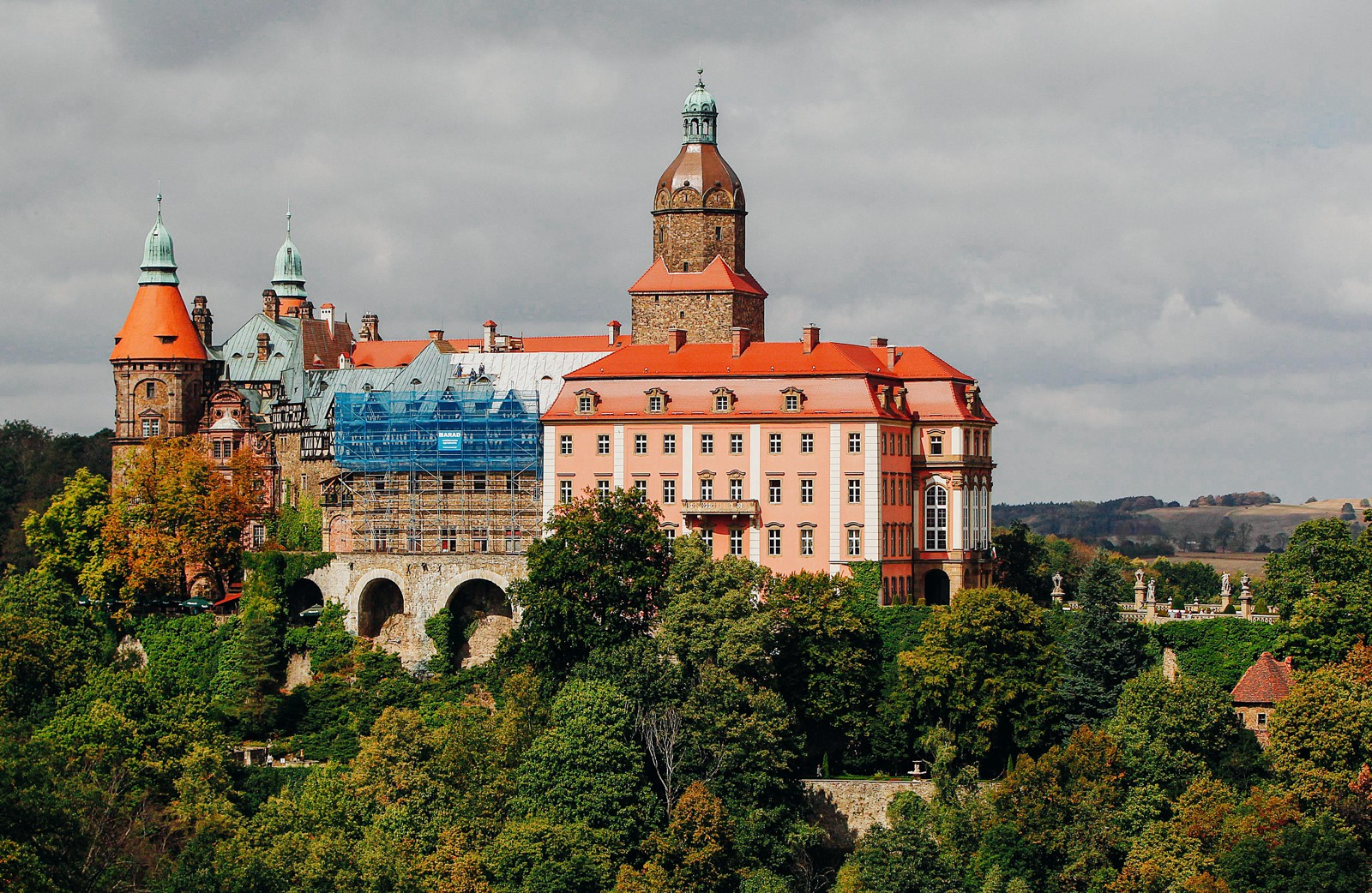 10 Amazing Castles You Have To Visit In Poland (9)