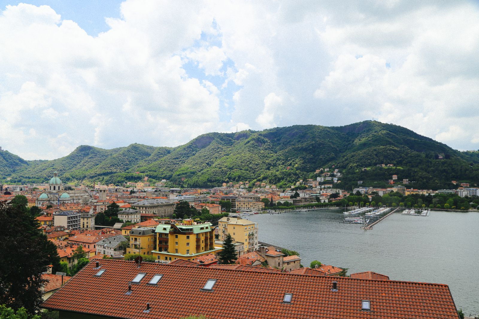 A Day In Como And Bellagio... In Lake Como, Italy (3)