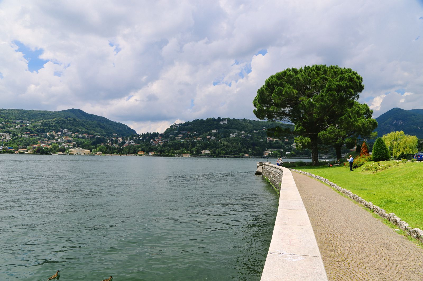 A Day In Como And Bellagio... In Lake Como, Italy (5)