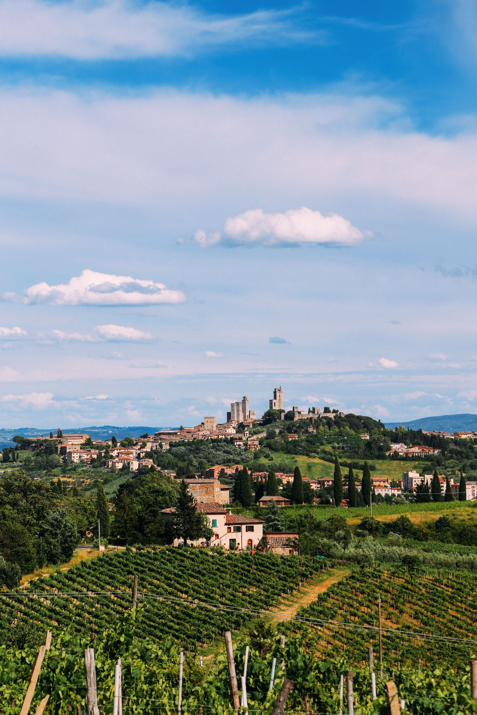The Beautiful Italian Town Of San Gimignano (5)