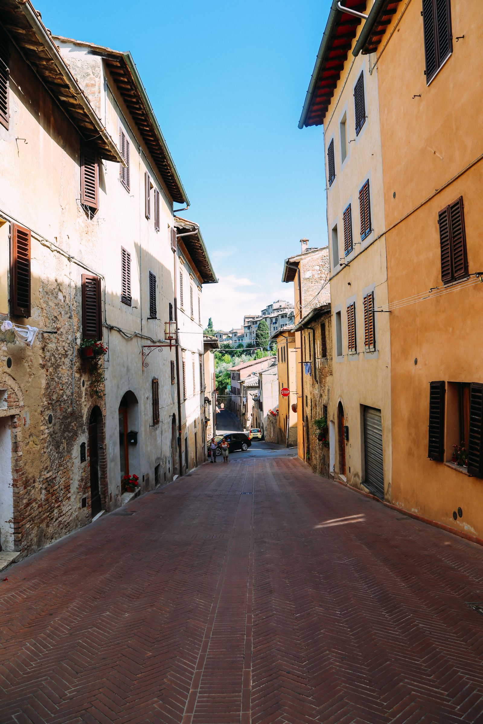The Beautiful Italian Town Of San Gimignano (9)