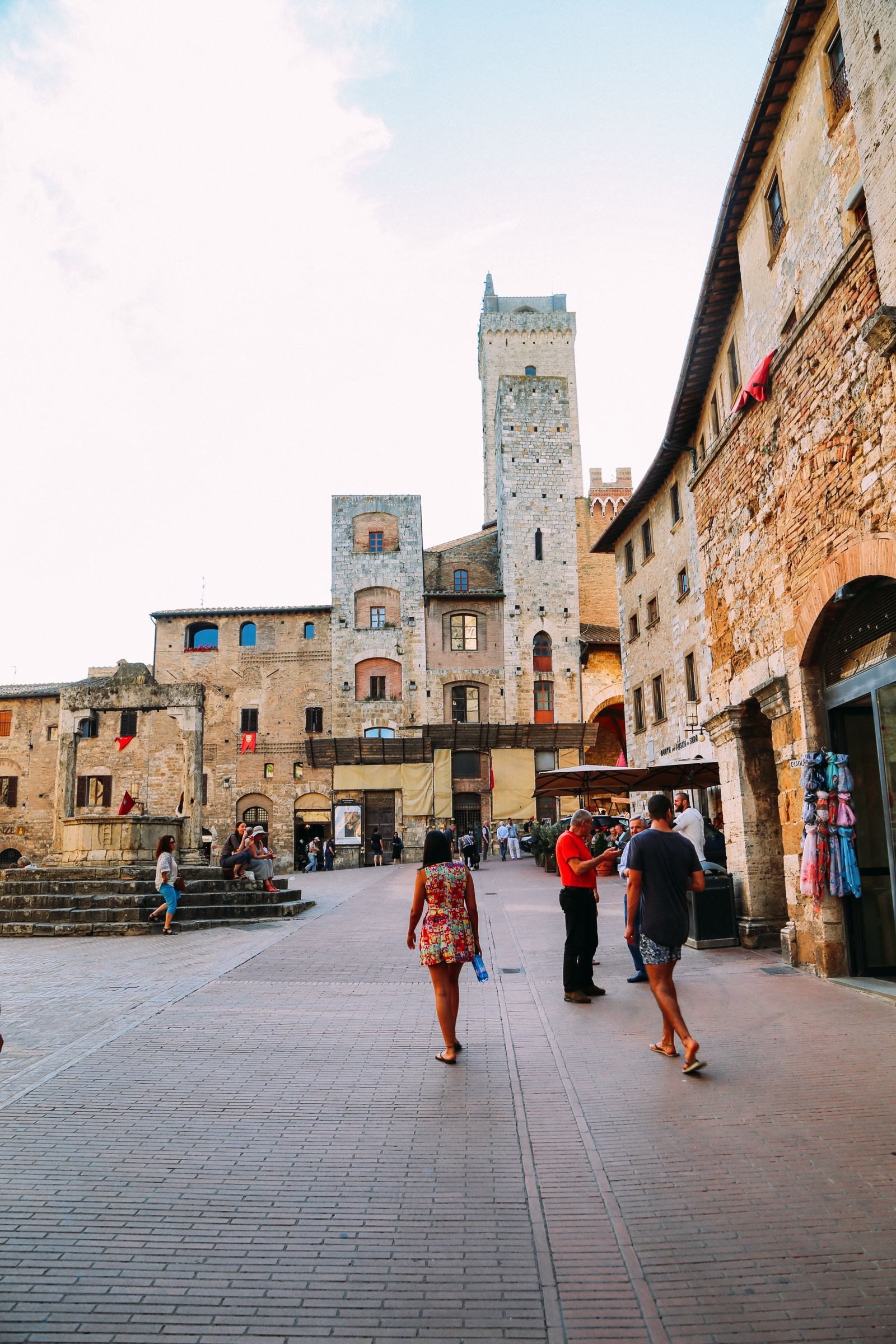 The Beautiful Italian Town Of San Gimignano (57)