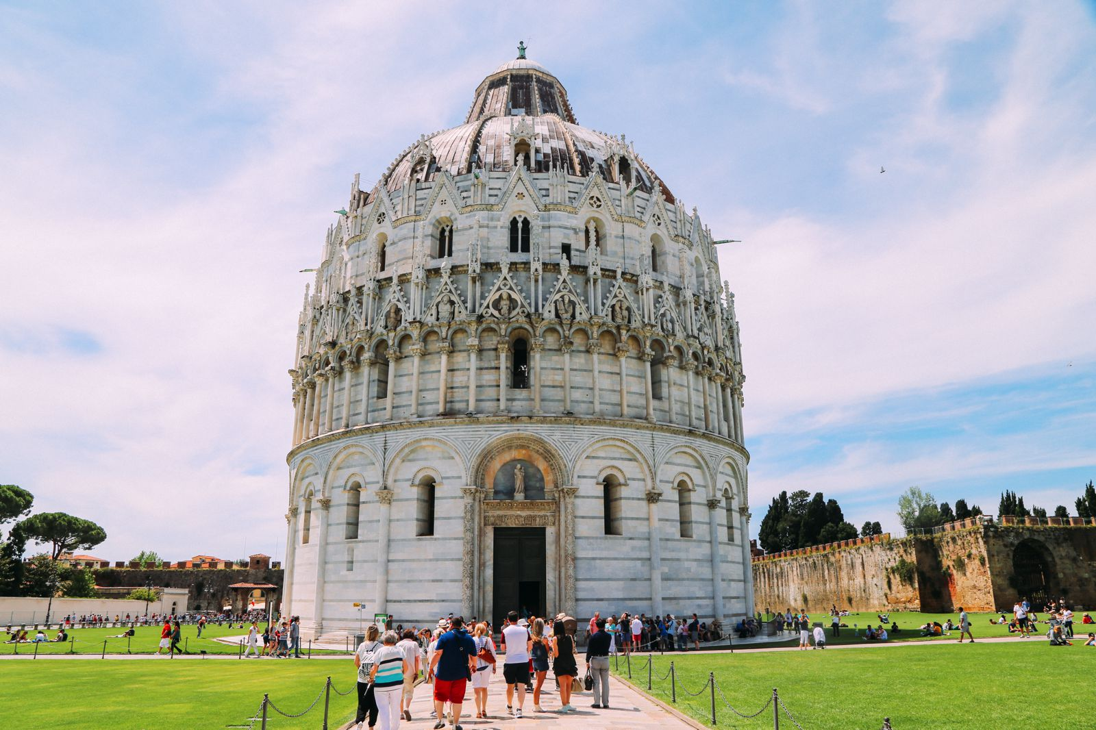 Tuscan Summer Evenings And A Day In Pisa, Italy (15)