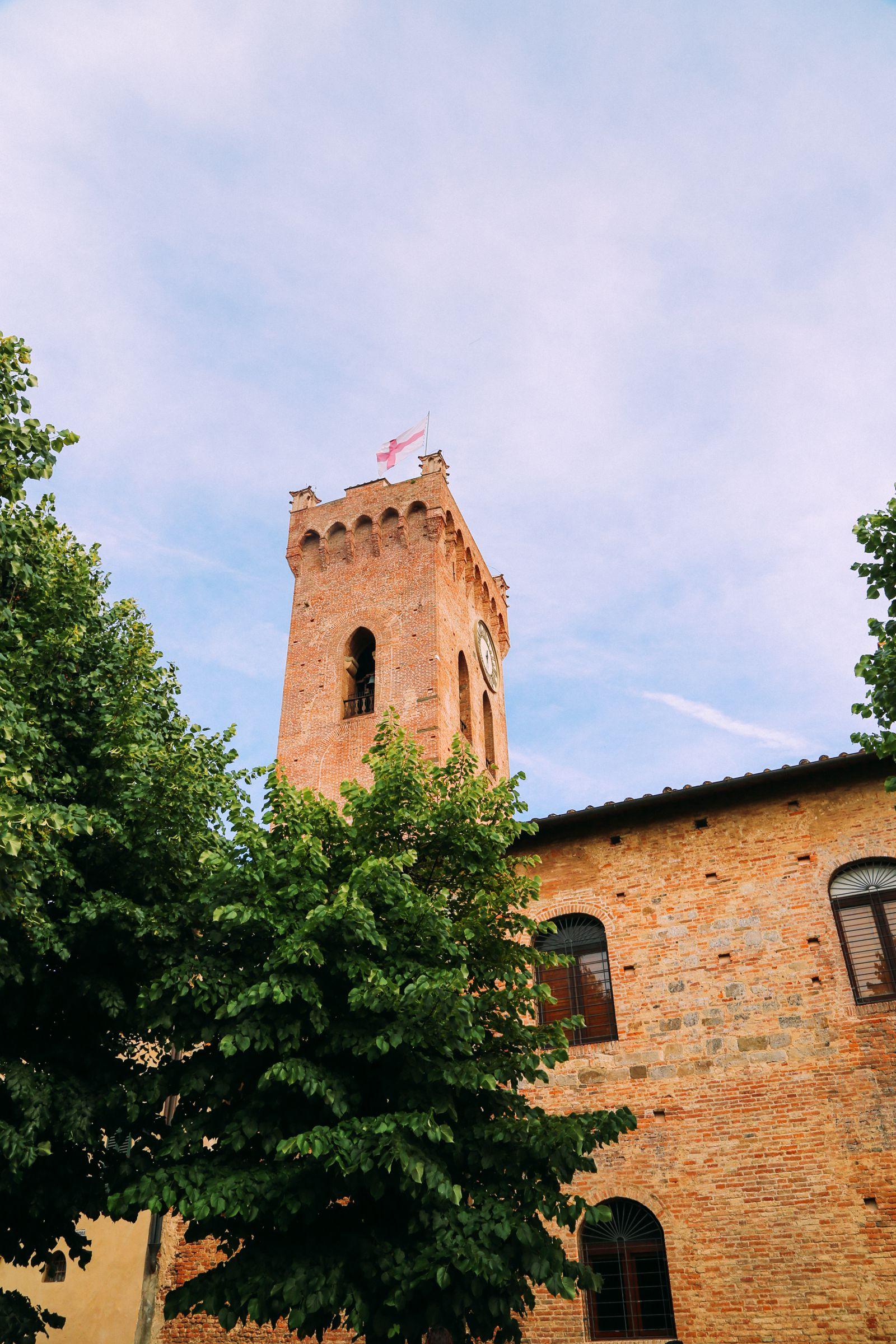The Beautiful Tuscan Town Of San Miniato, Italy (1)