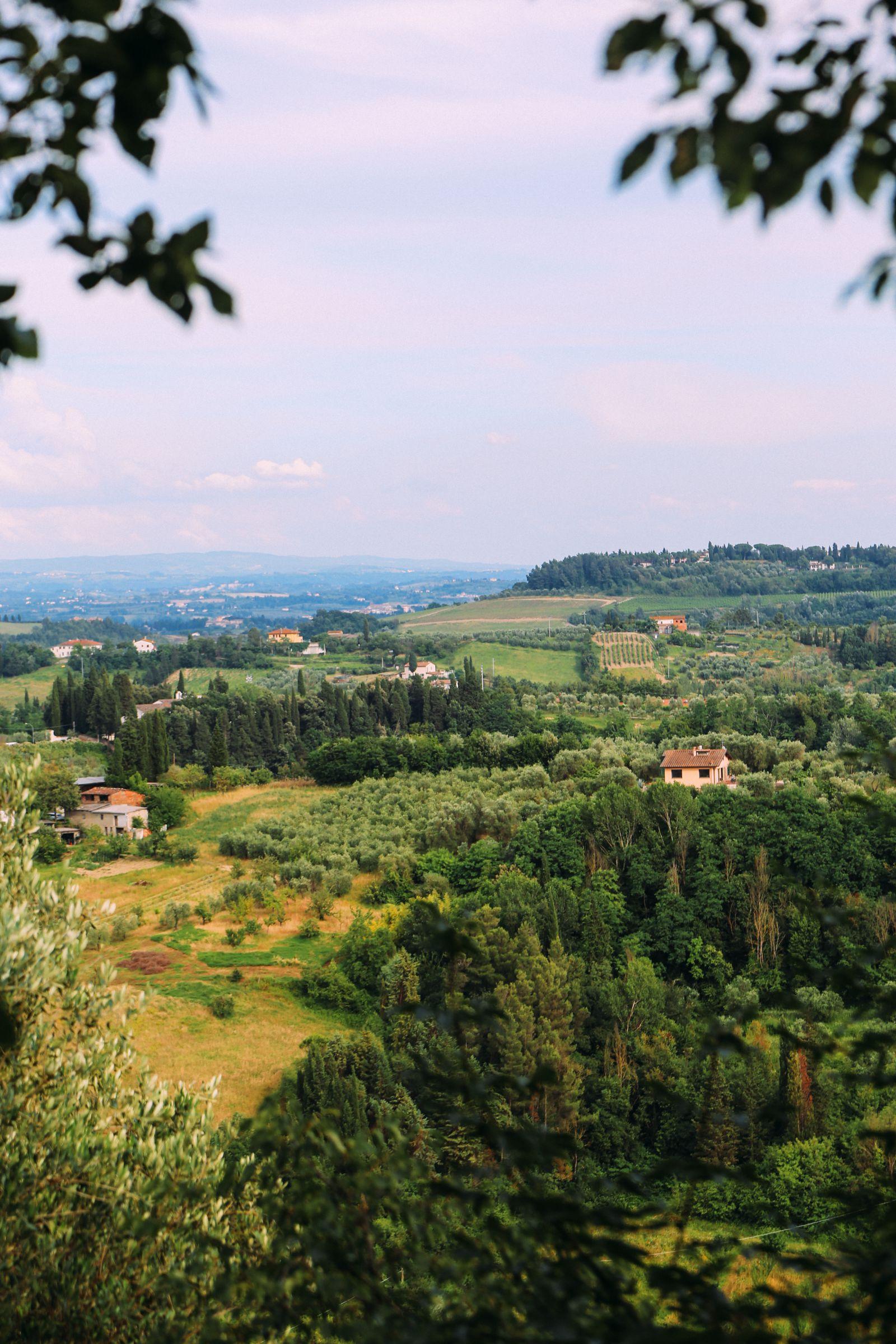 The Beautiful Tuscan Town Of San Miniato, Italy (4)