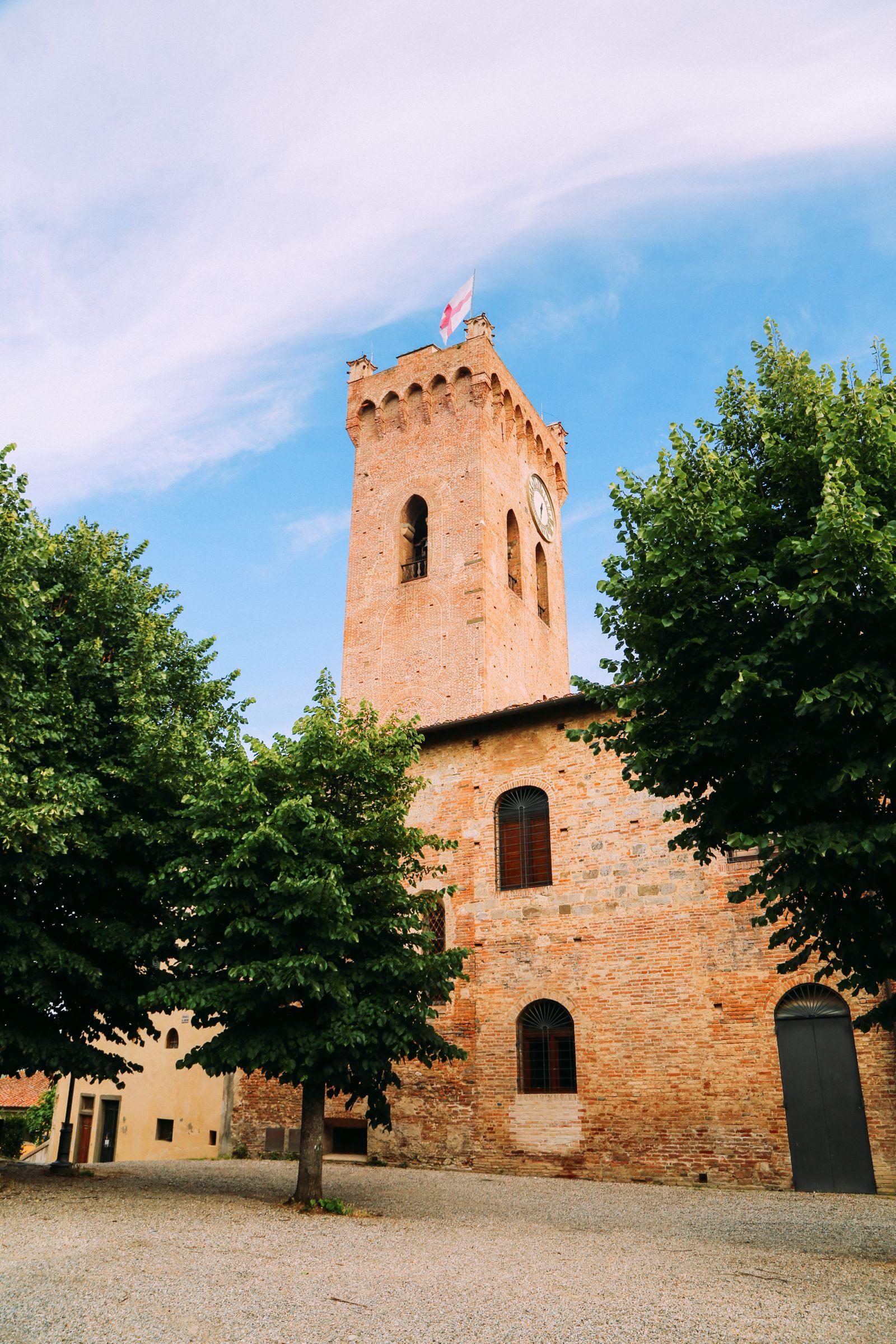 The Beautiful Tuscan Town Of San Miniato, Italy (10)
