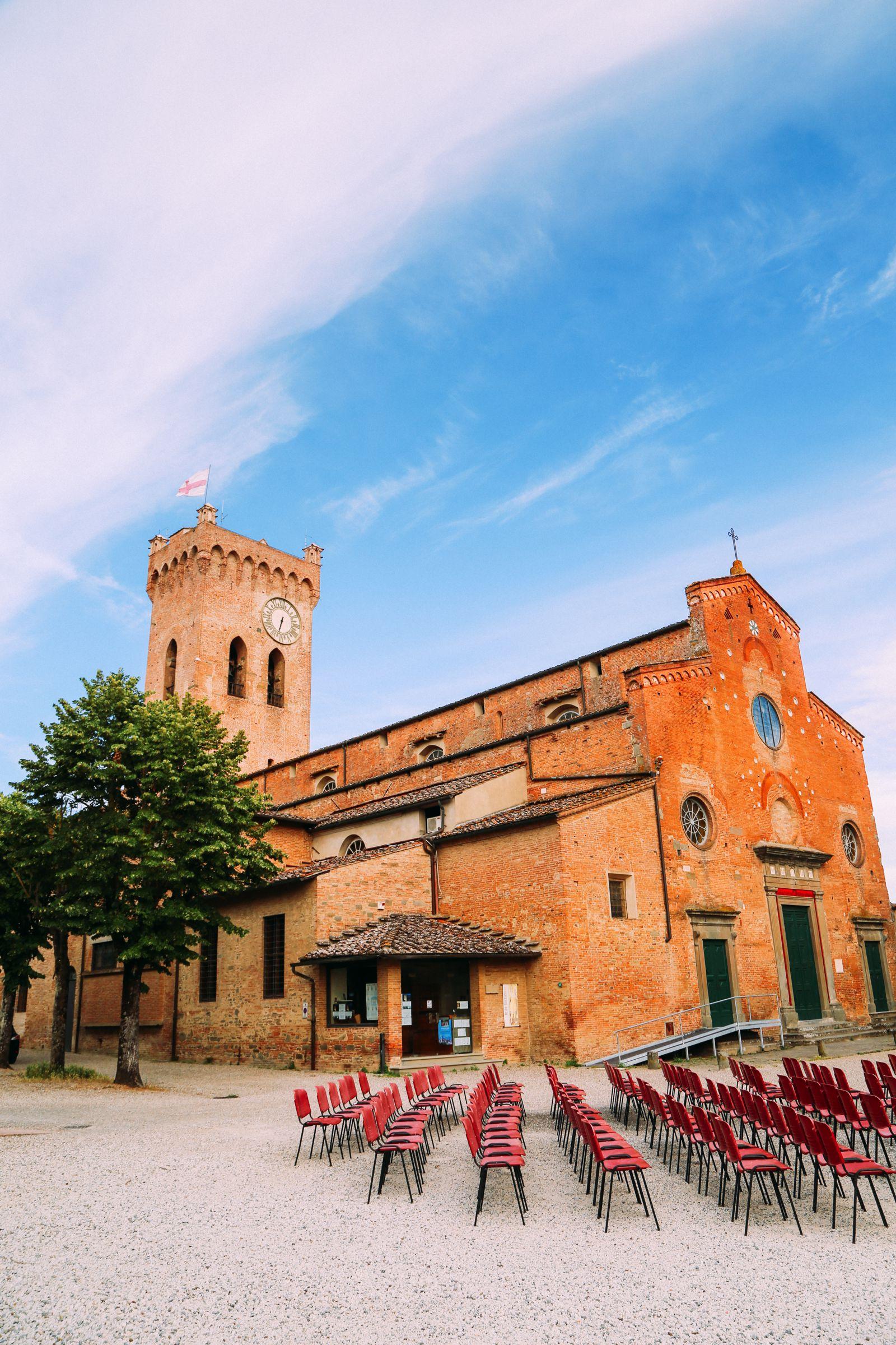 The Beautiful Tuscan Town Of San Miniato, Italy (13)