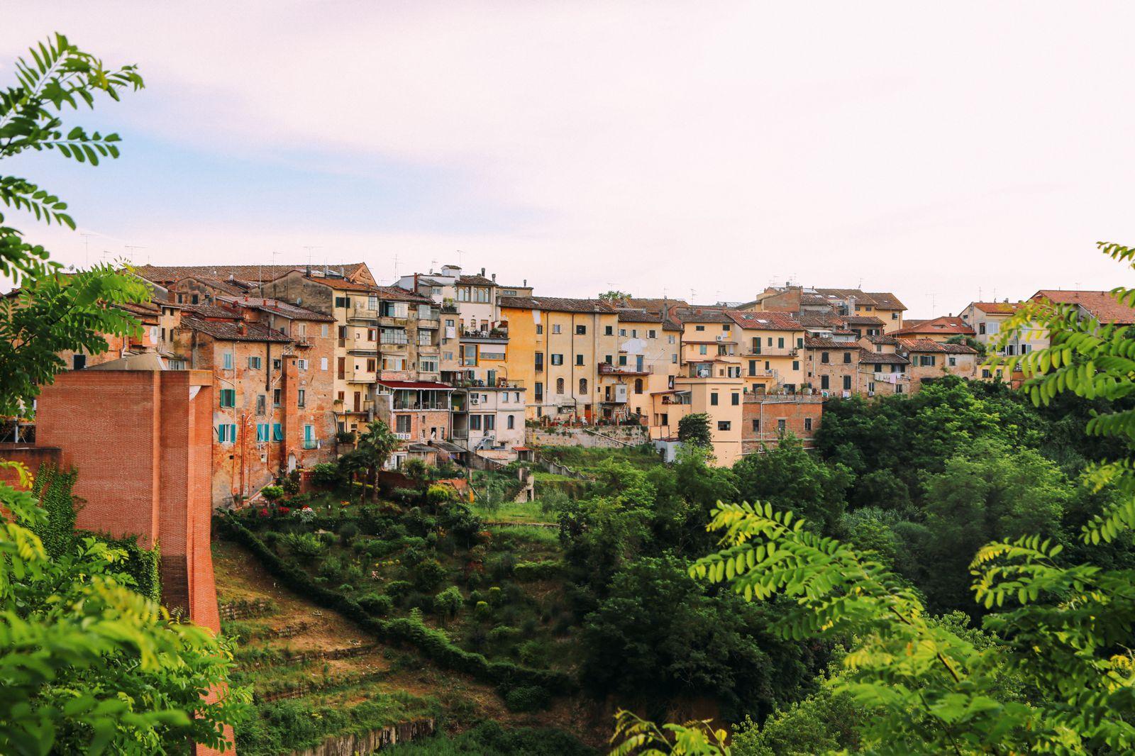 The Beautiful Tuscan Town Of San Miniato, Italy (14)