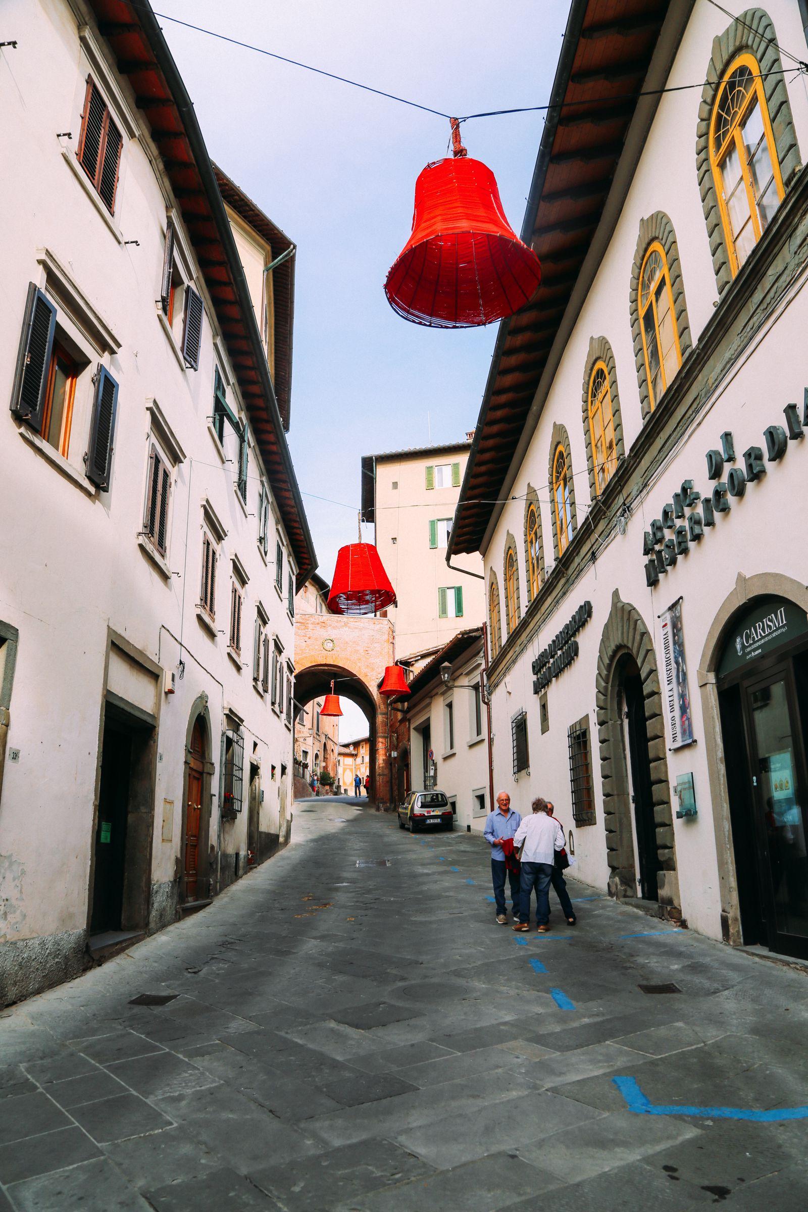 The Beautiful Tuscan Town Of San Miniato, Italy (19)