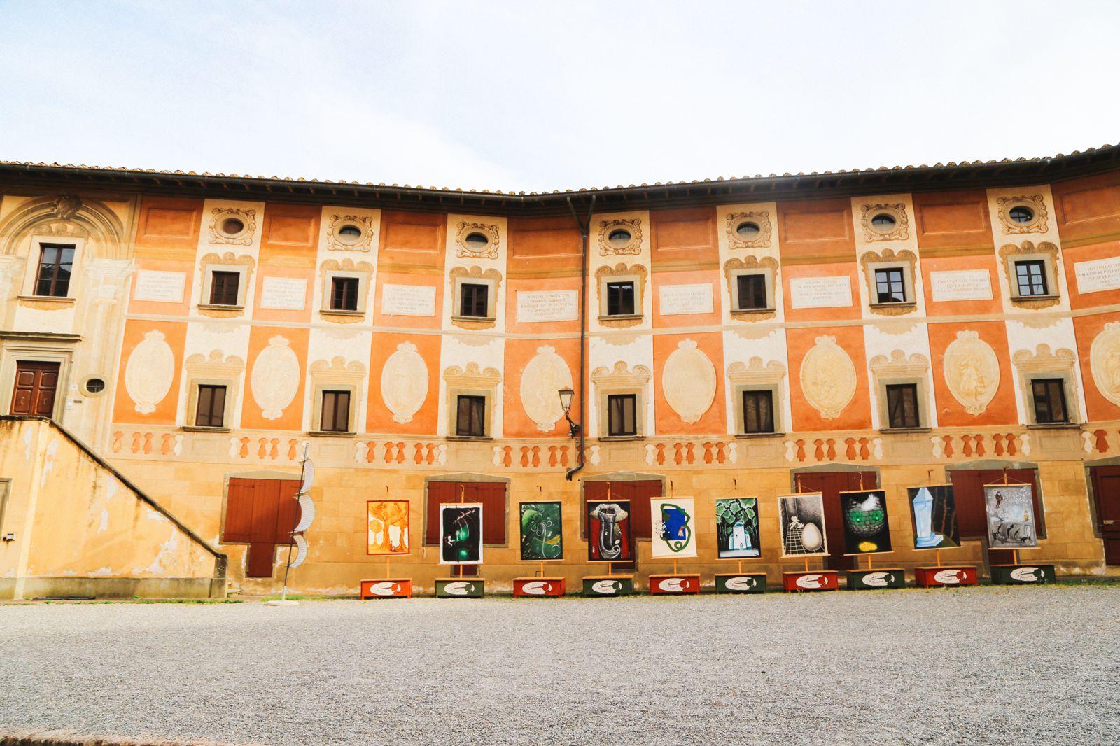 The Beautiful Tuscan Town Of San Miniato, Italy (22)