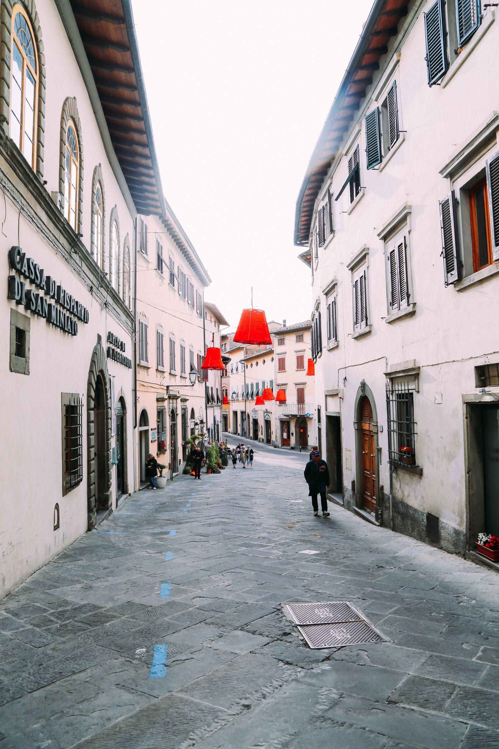 The Beautiful Tuscan Town Of San Miniato, Italy (25)