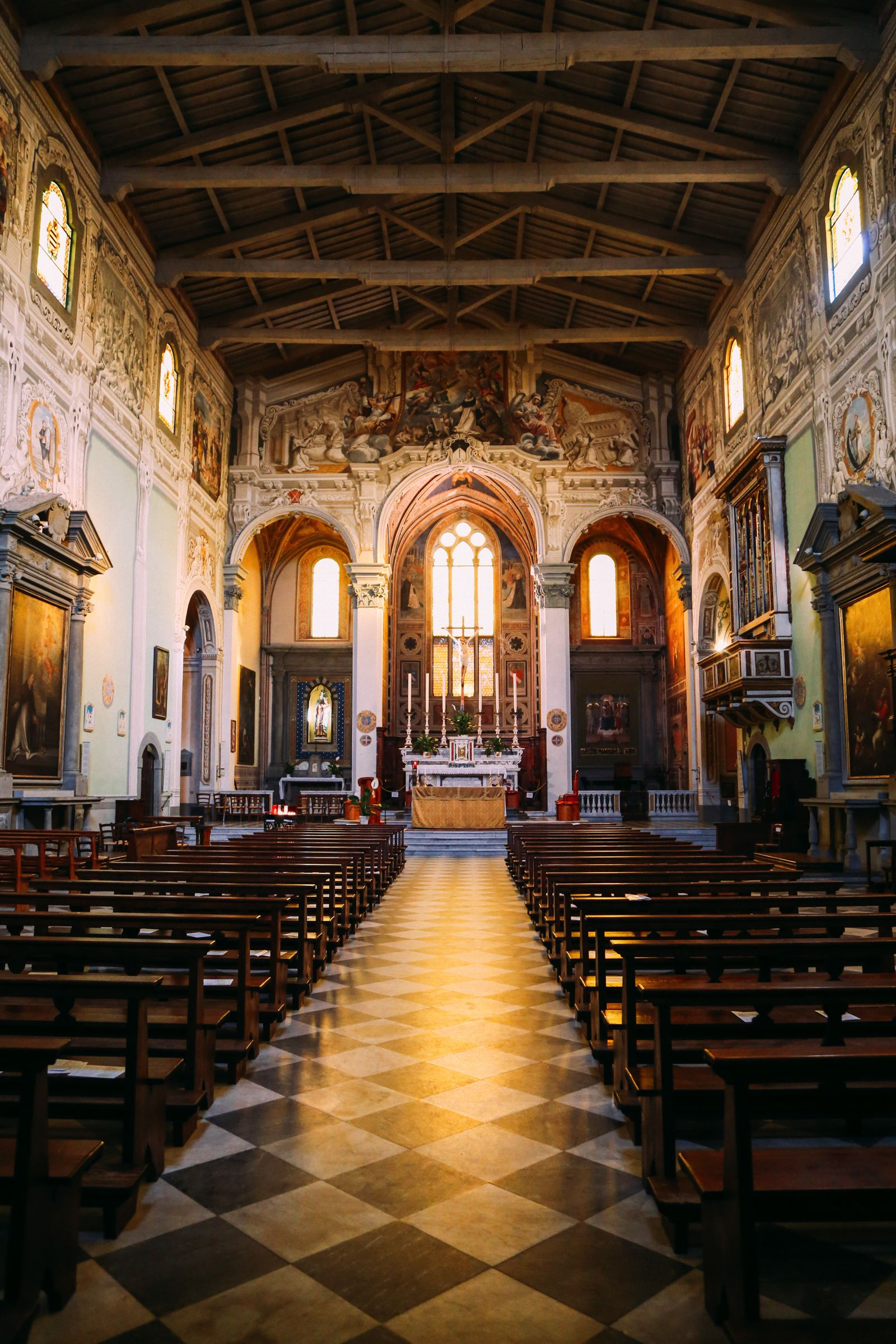 The Beautiful Tuscan Town Of San Miniato, Italy (27)