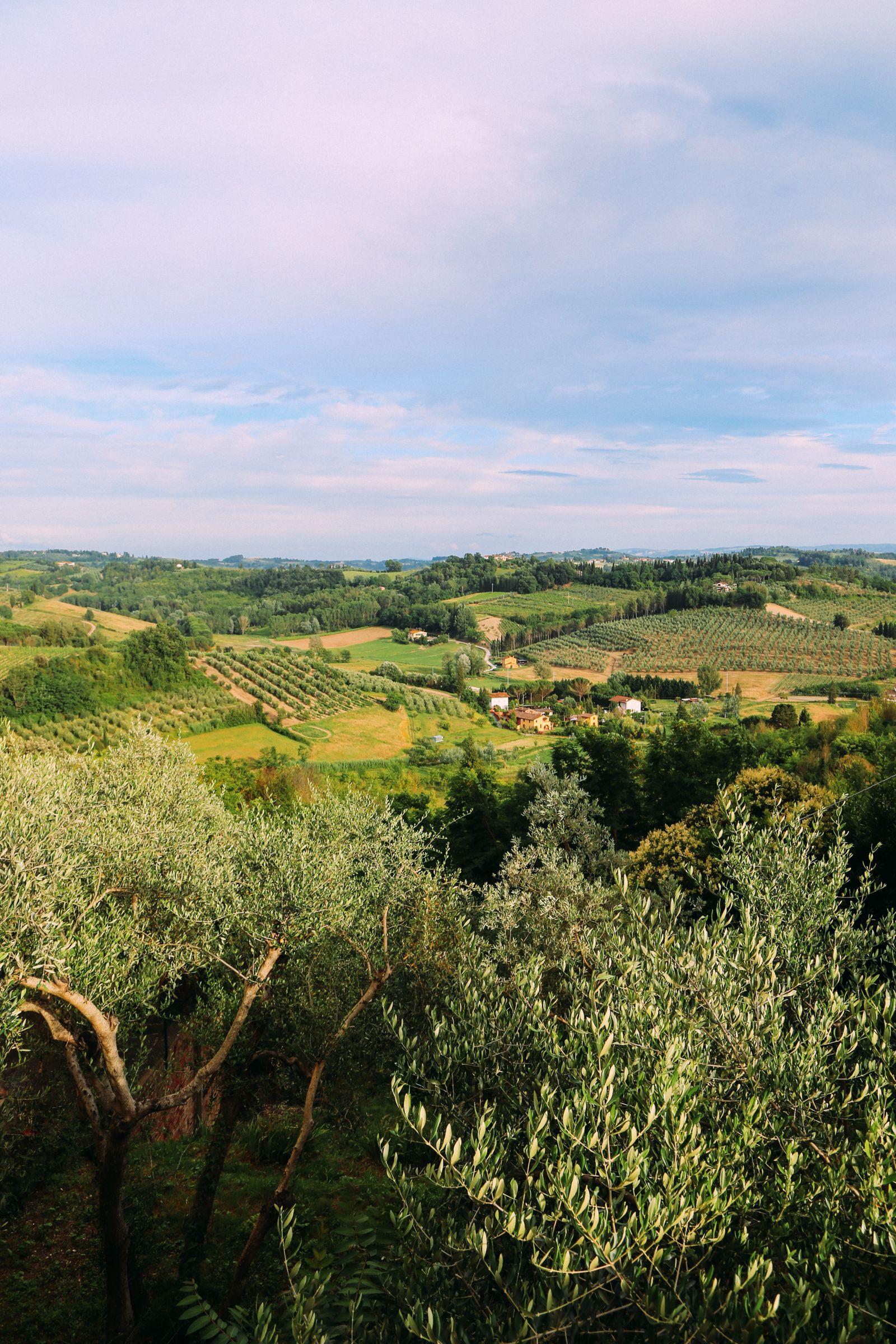 The Beautiful Tuscan Town Of San Miniato, Italy (32)