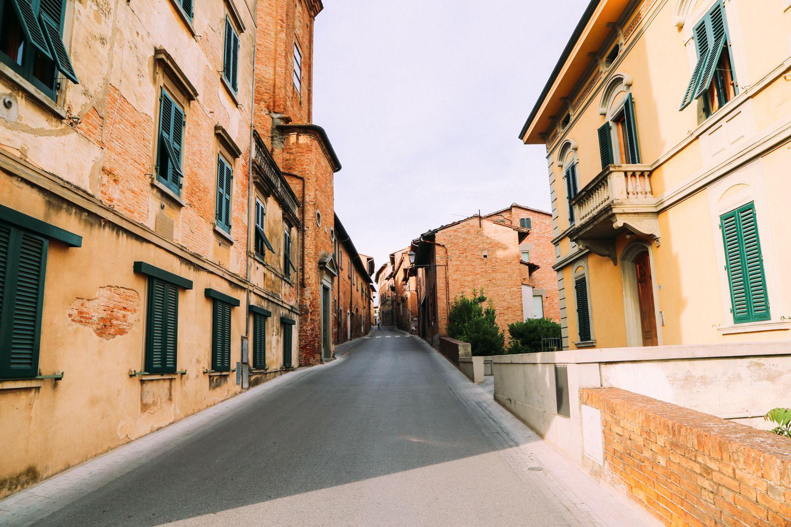 The Beautiful Tuscan Town Of San Miniato, Italy (33)