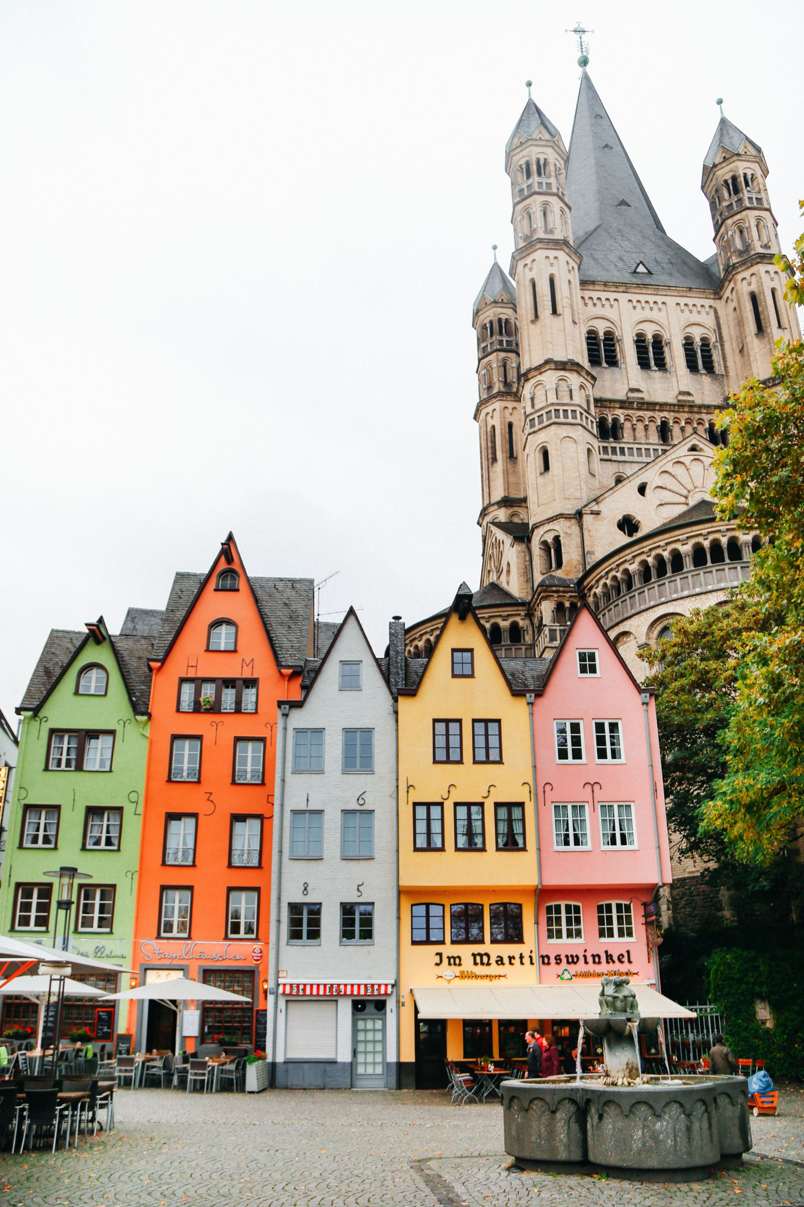 Postcards From Cologne, Germany... (28)