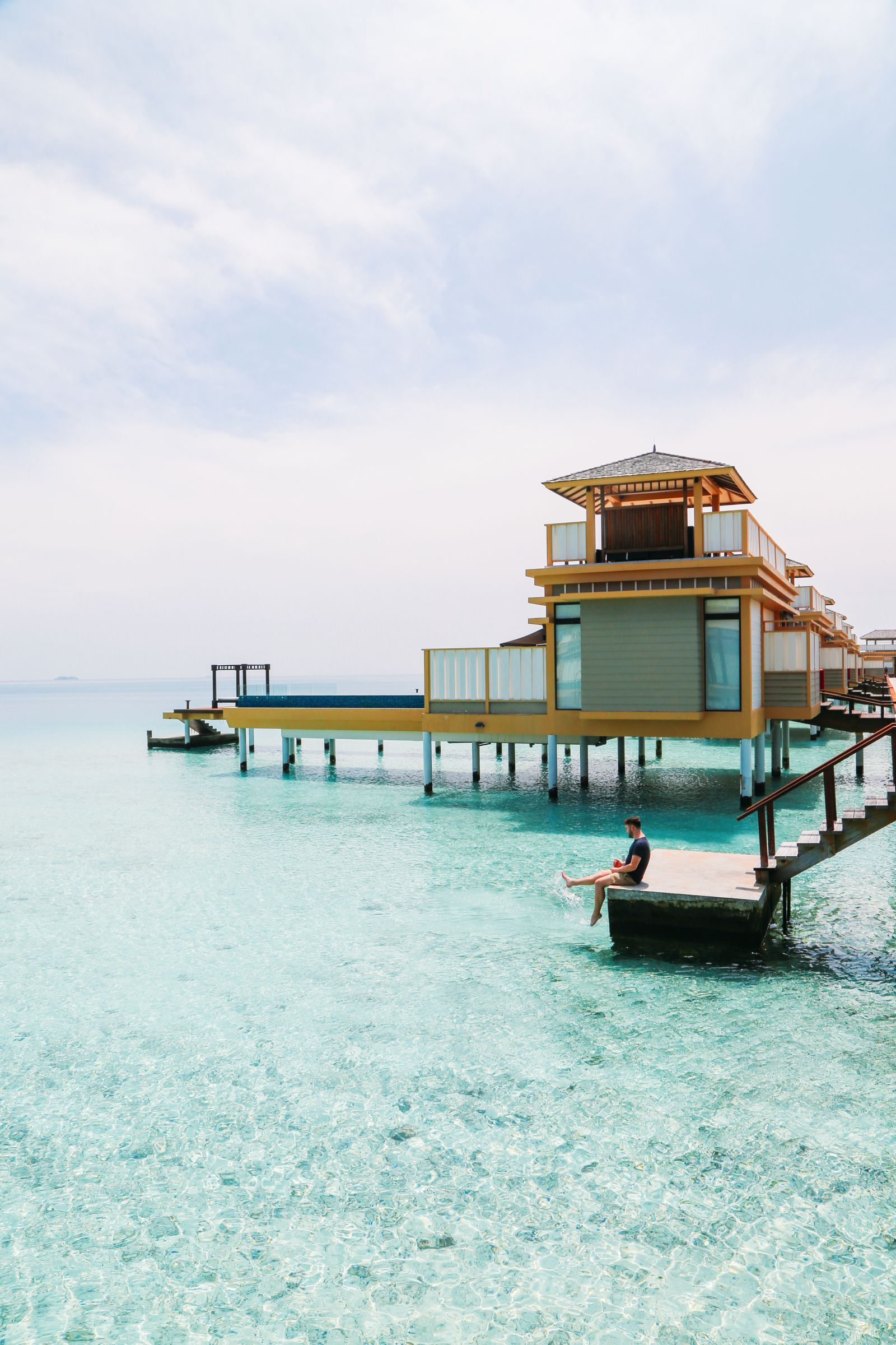 Hello From The Maldives - Angsana Velavaru In Ocean Water Villas (5)