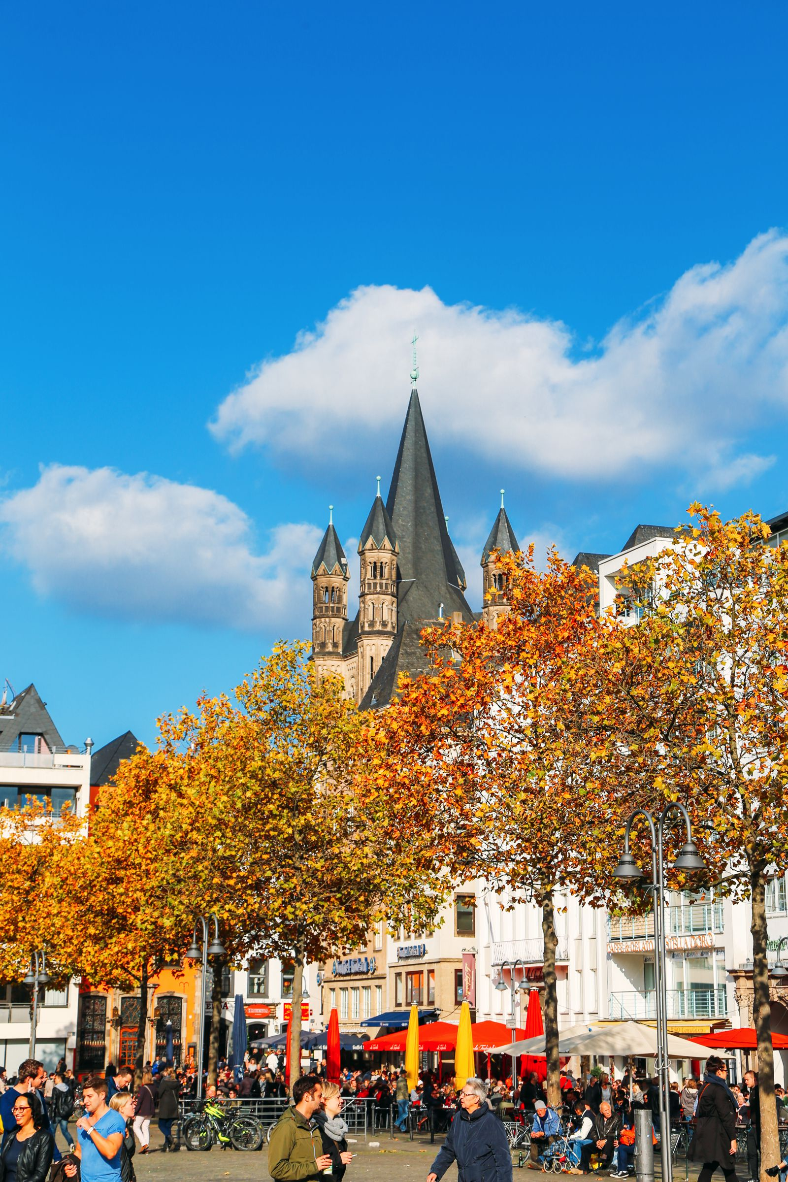 Finding The Best View In Cologne, Germany (2)