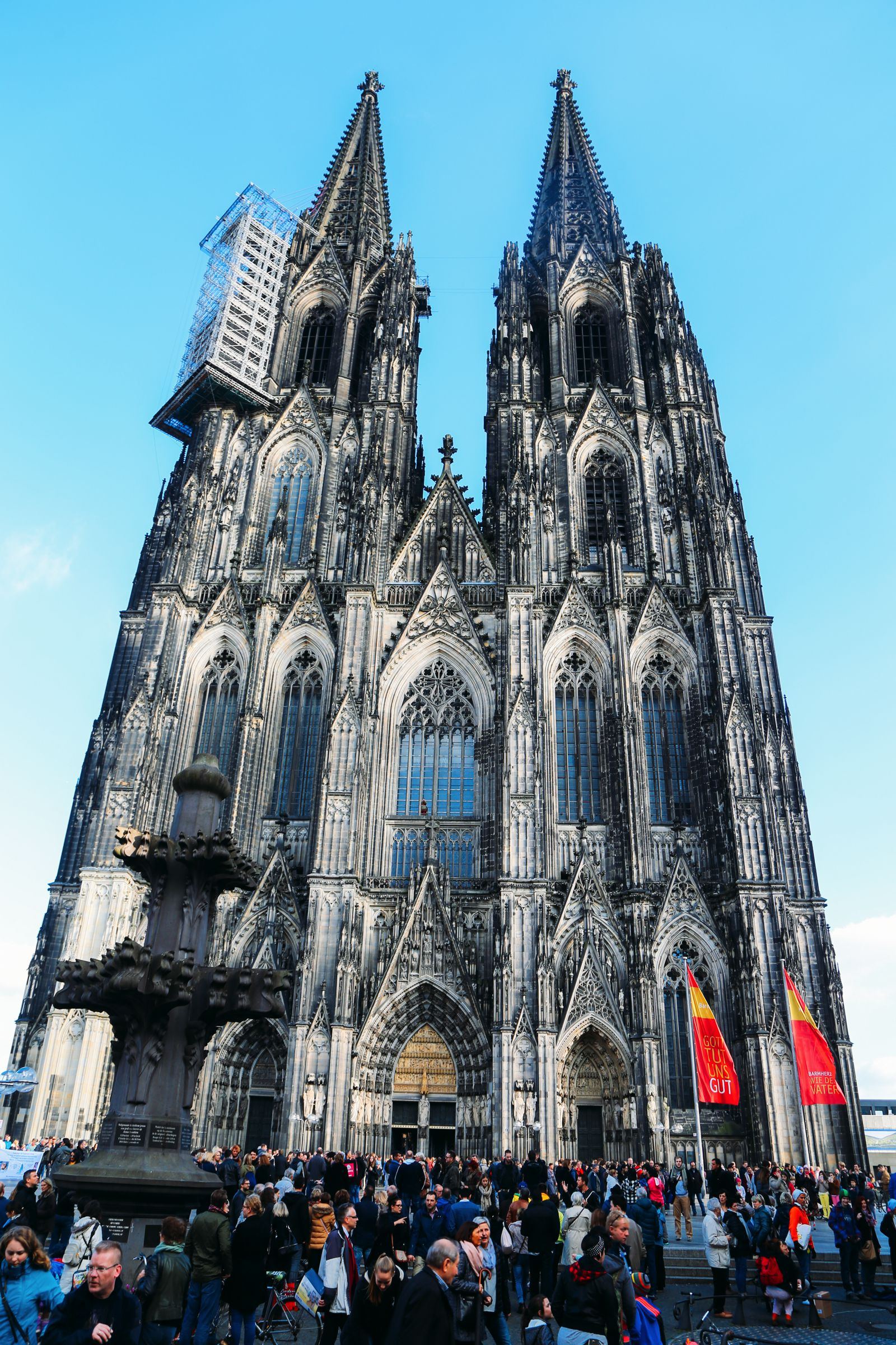 Finding The Best View In Cologne, Germany (8)