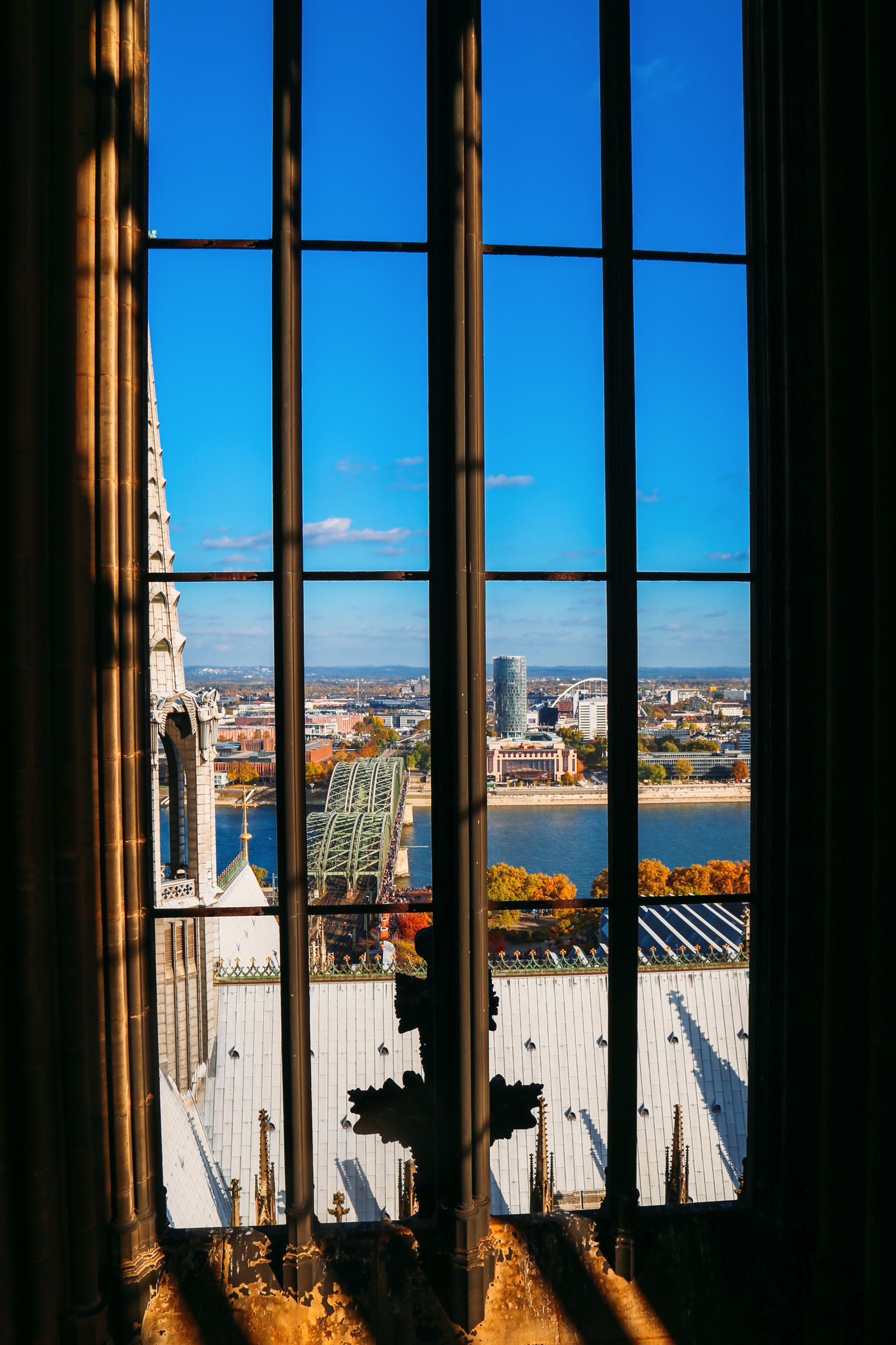 Finding The Best View In Cologne, Germany (13)
