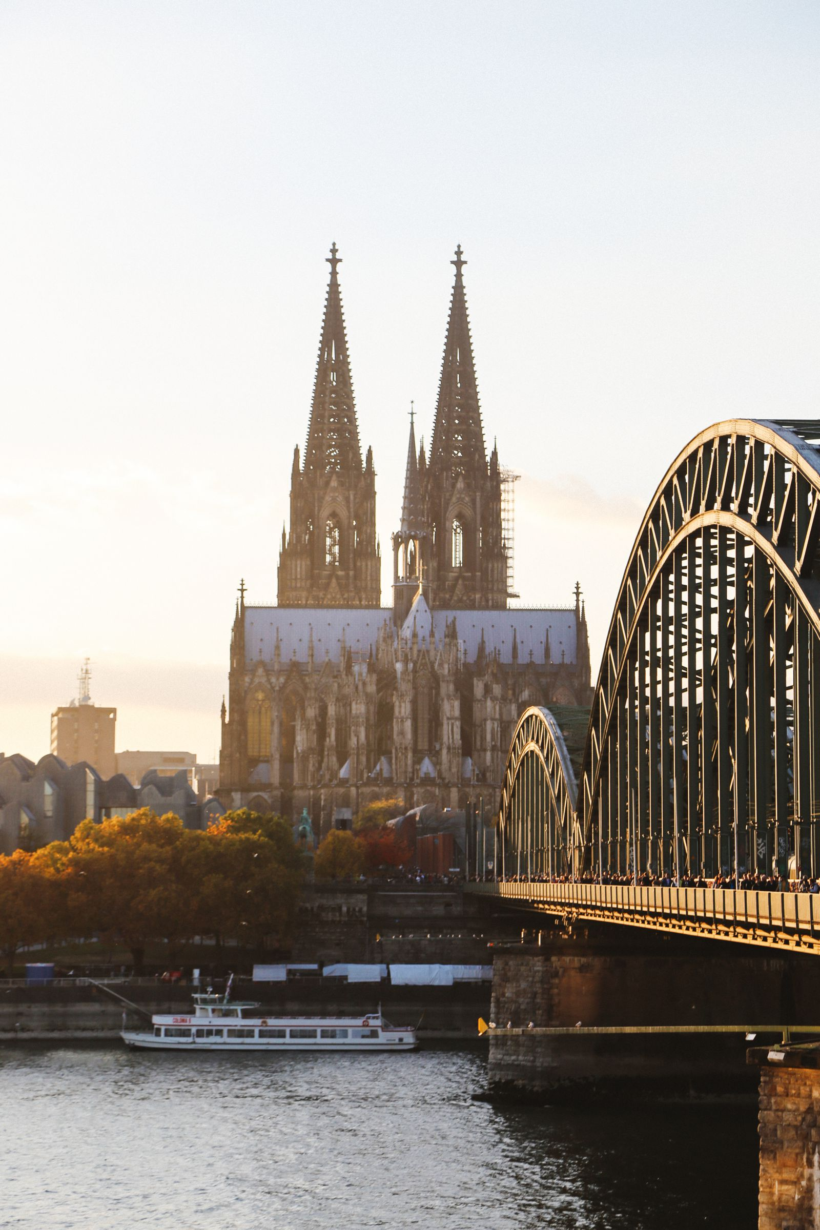Finding The Best View In Cologne, Germany (43)