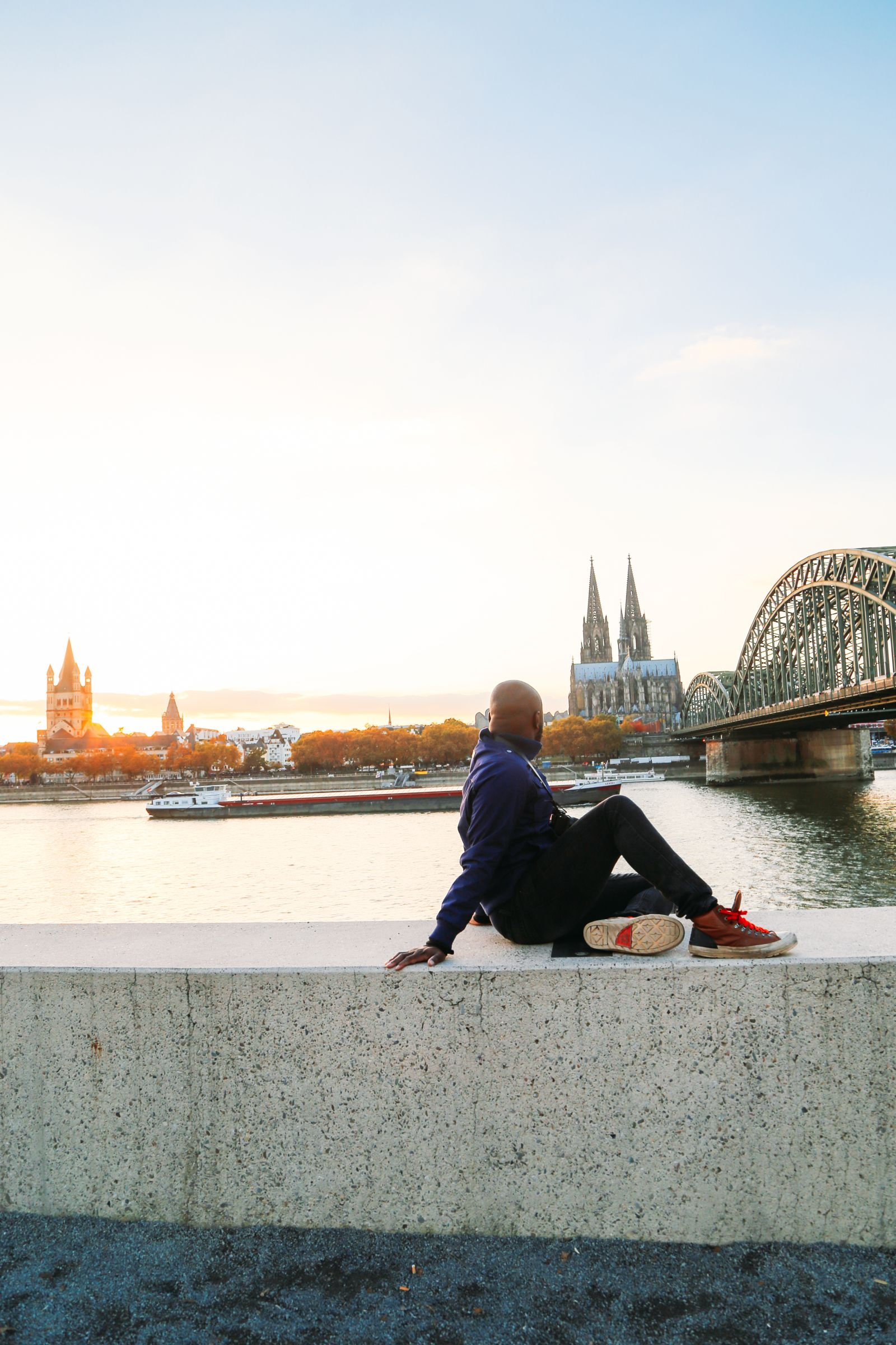 Finding The Best View In Cologne, Germany (47)