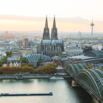 Finding The Best View In Cologne, Germany (48)