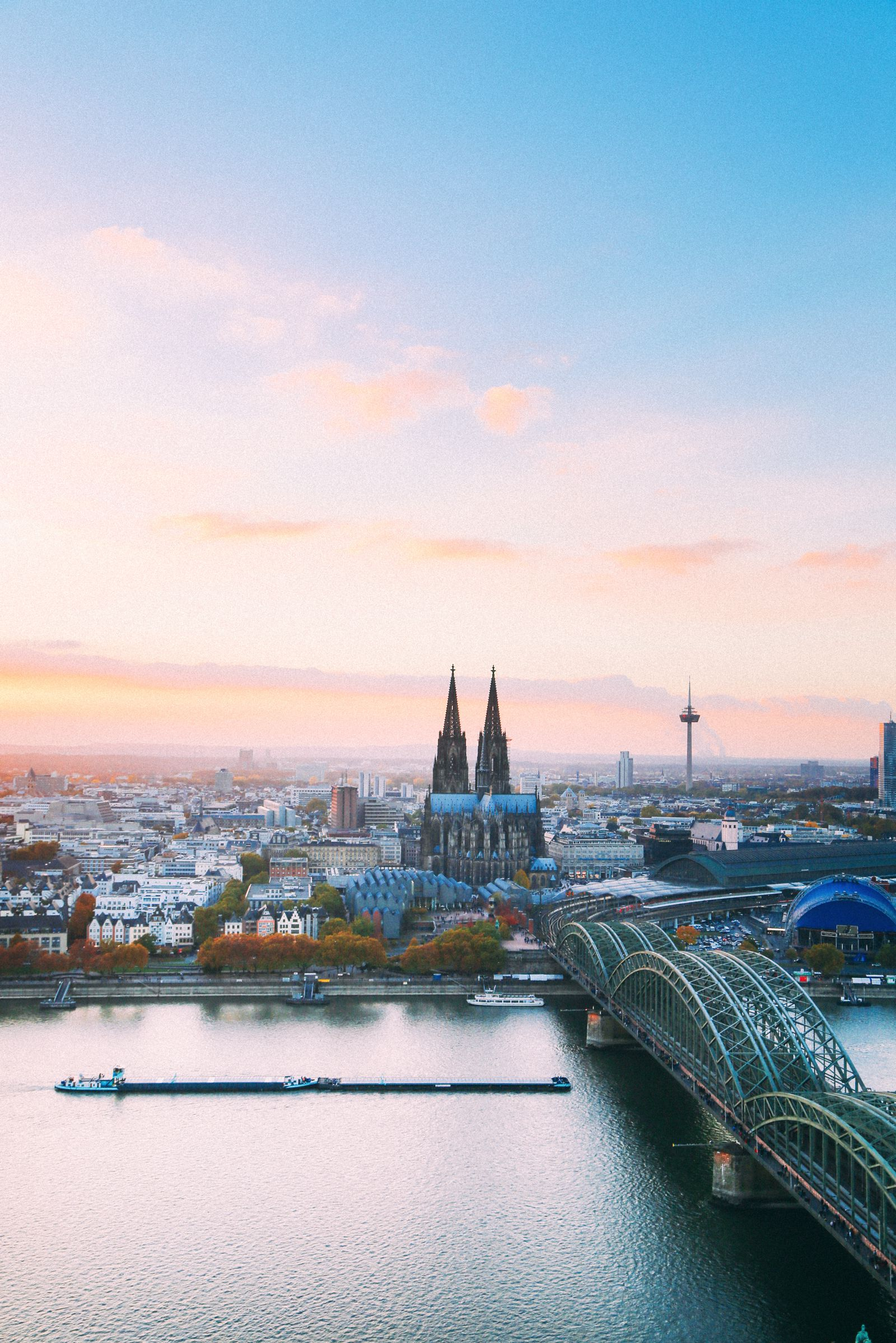 finding the best view in cologne germany 49 - Koln Must See