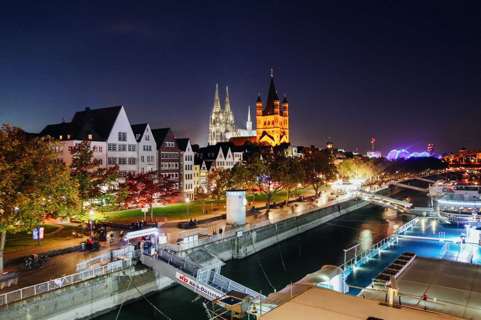 Postcards From Cologne, Germany... (10)