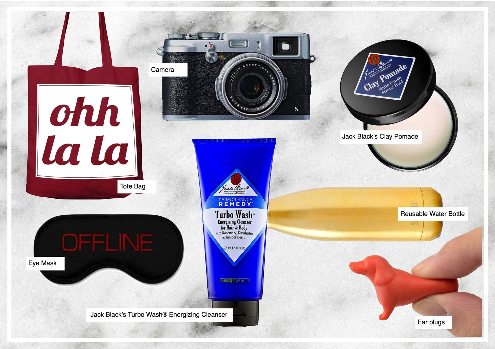 35 Travel Essentials You Need For Every Trip Jack Black's Cosmetics (18)