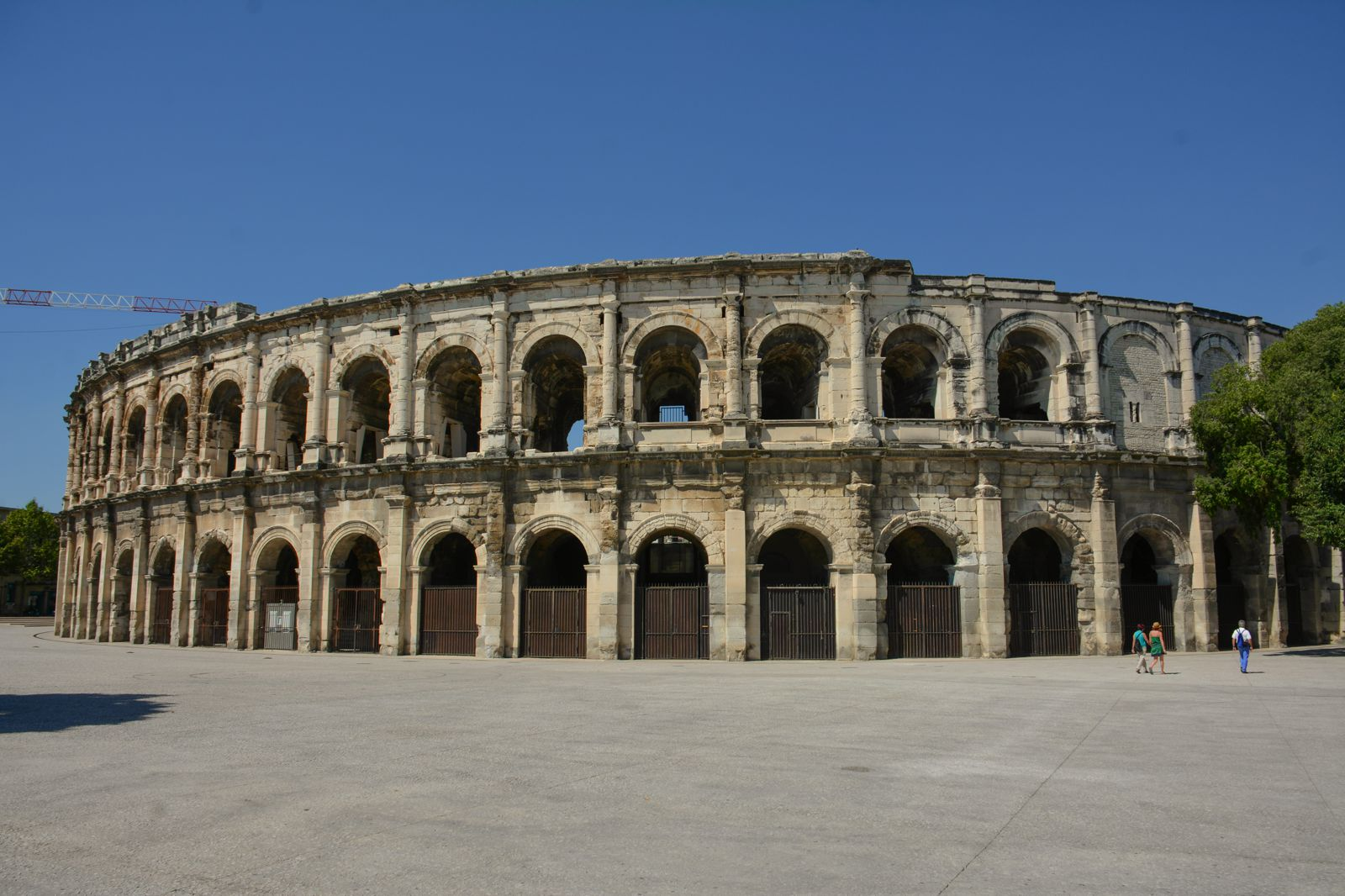 Have You Ever Heard Of The Beautiful French Town Of Nimes ? (29)