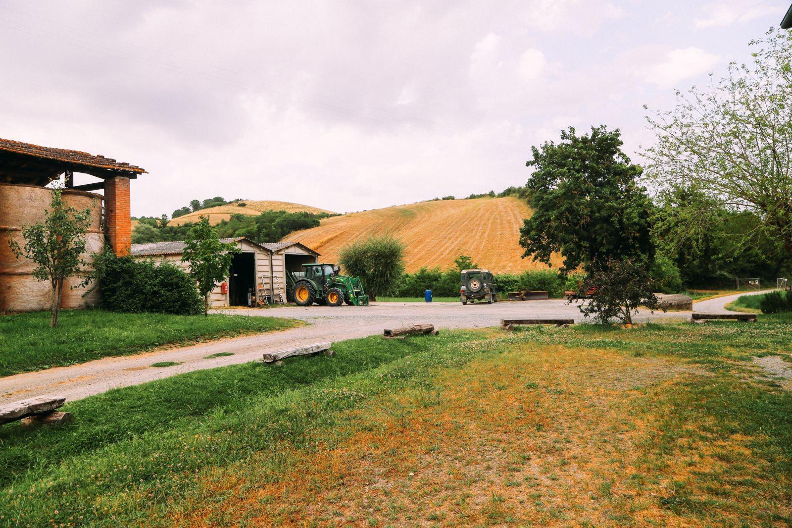 The Farmhouse... In Tuscany, Italy (50)