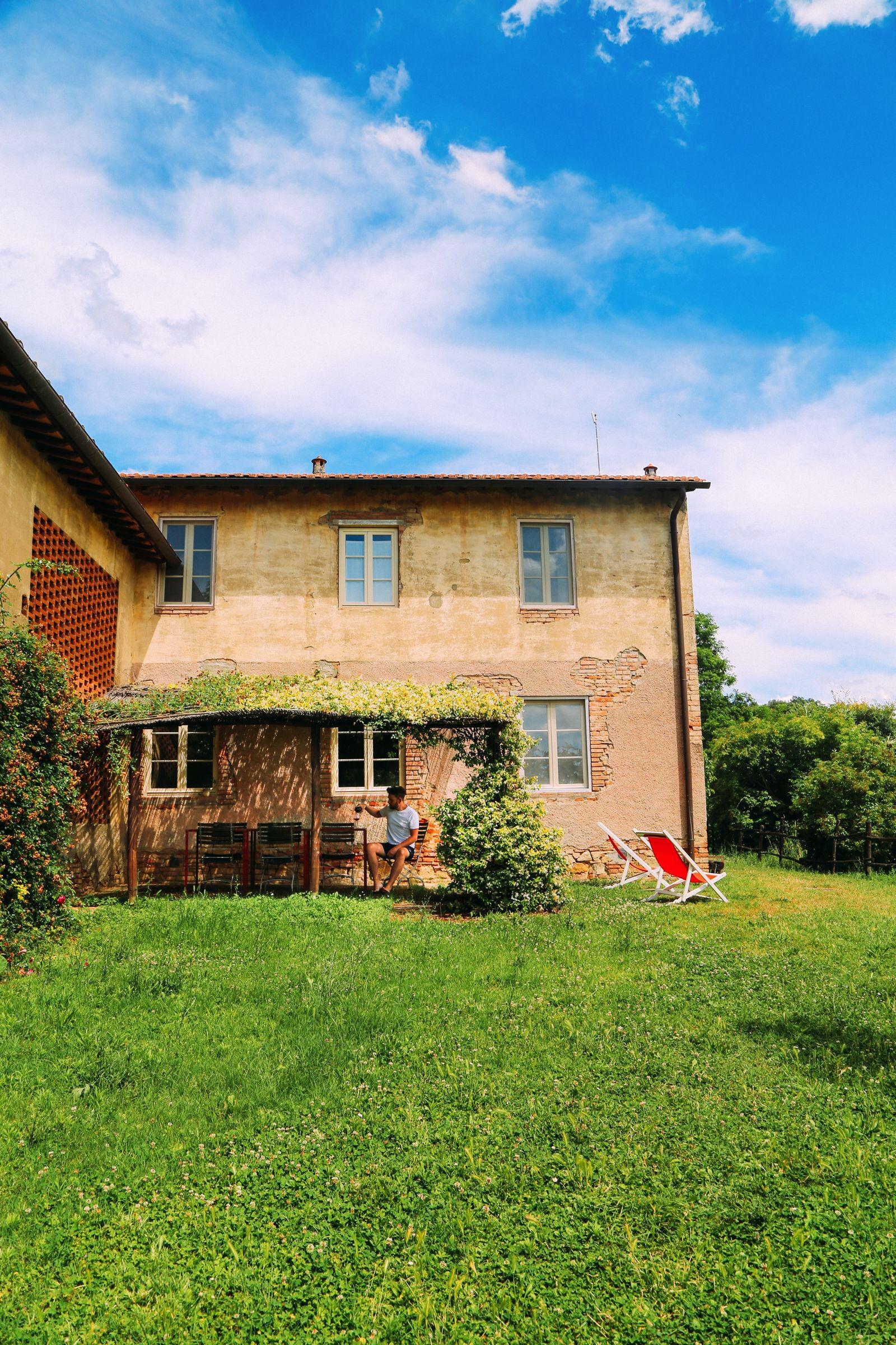 The Farmhouse... In Tuscany, Italy (7)