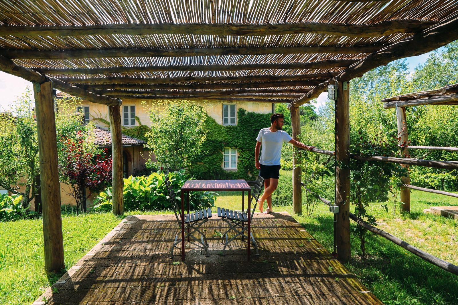 The Farmhouse... In Tuscany, Italy (6)