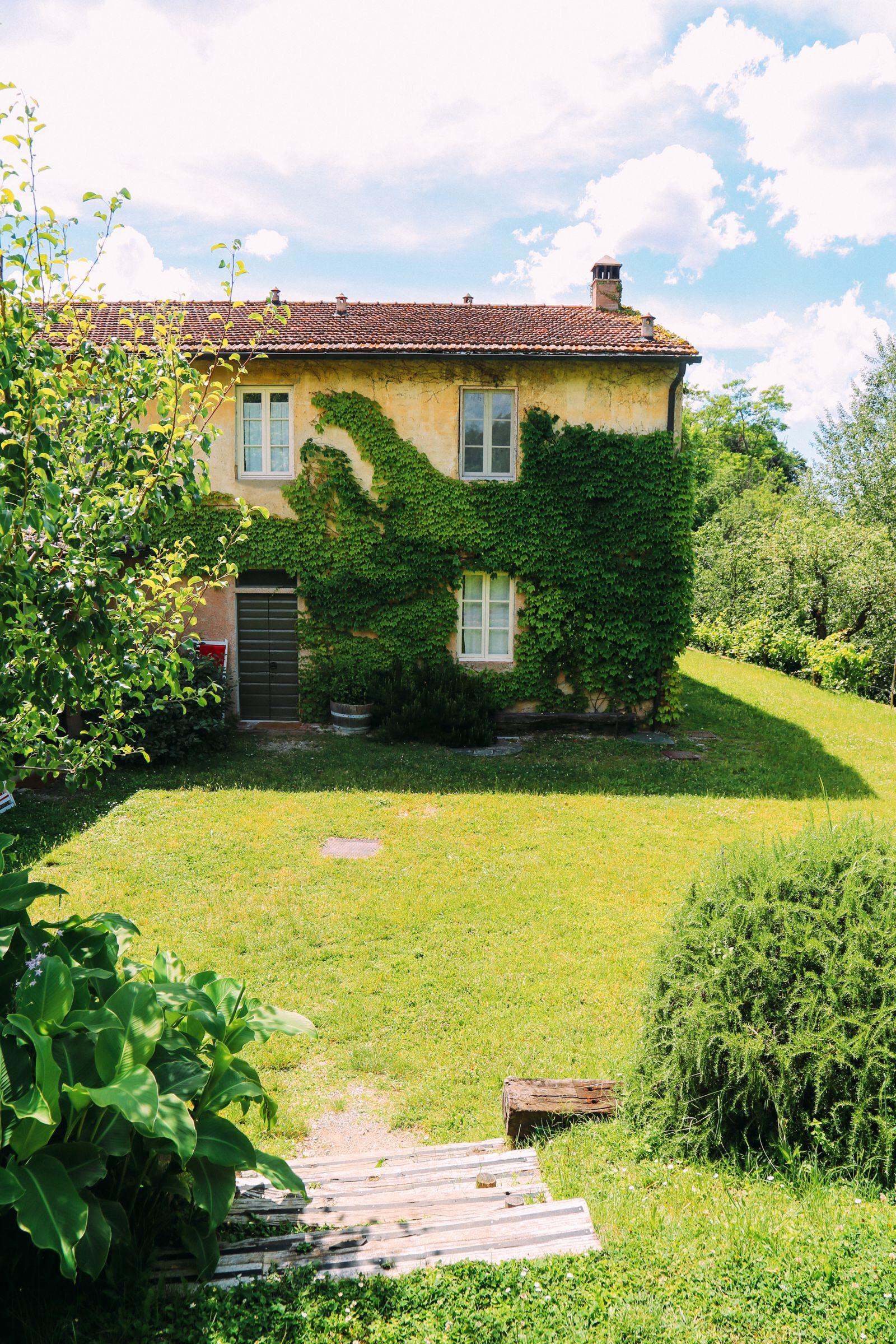 The Farmhouse... In Tuscany, Italy (3)