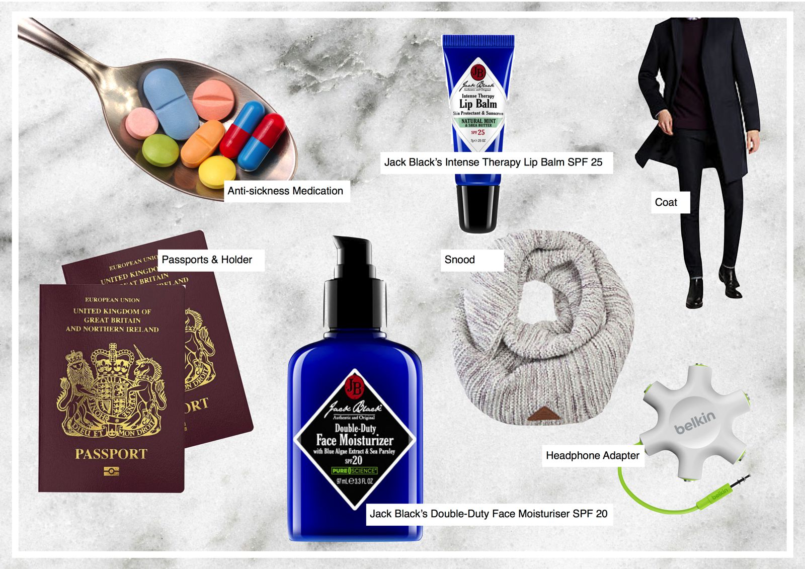 35 Travel Essentials You Need For Every Trip Jack Black's Cosmetics (17)