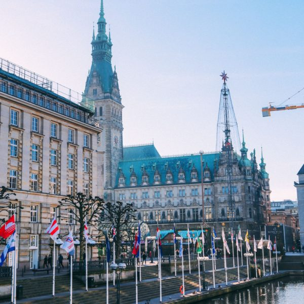 The Sauciest Christmas Market In Hamburg, Germany… (1)