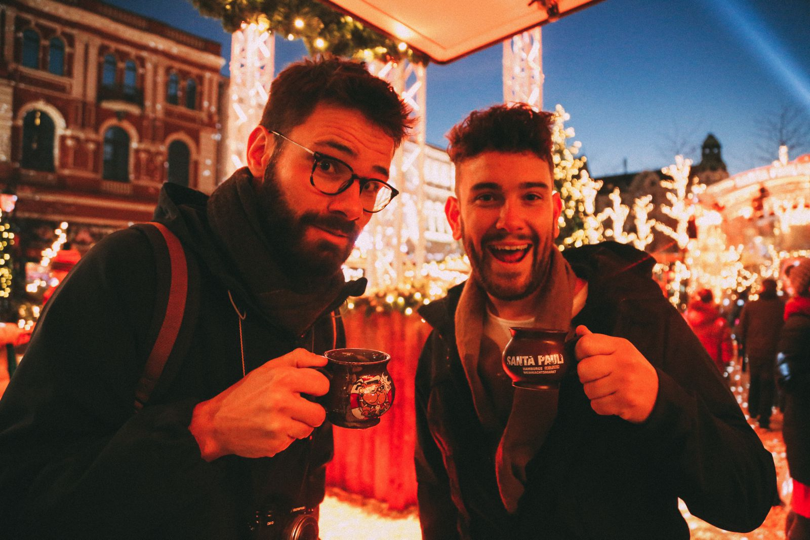 The Sauciest Christmas Market In Hamburg, Germany… (46)