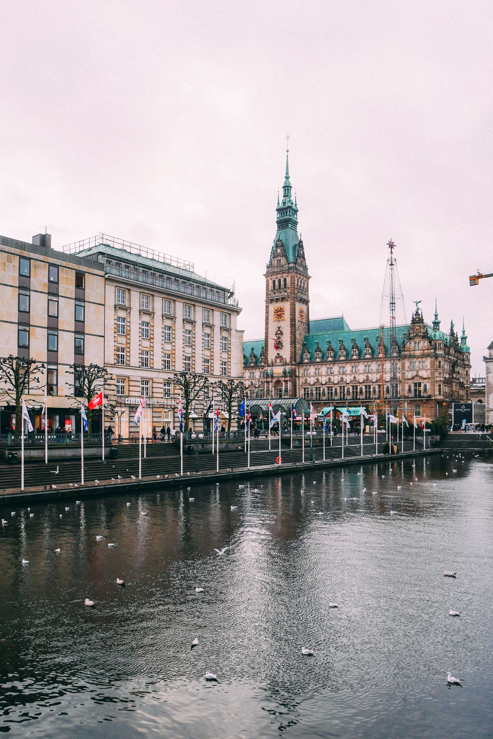 Racing Through Hamburg, Germany… (5)