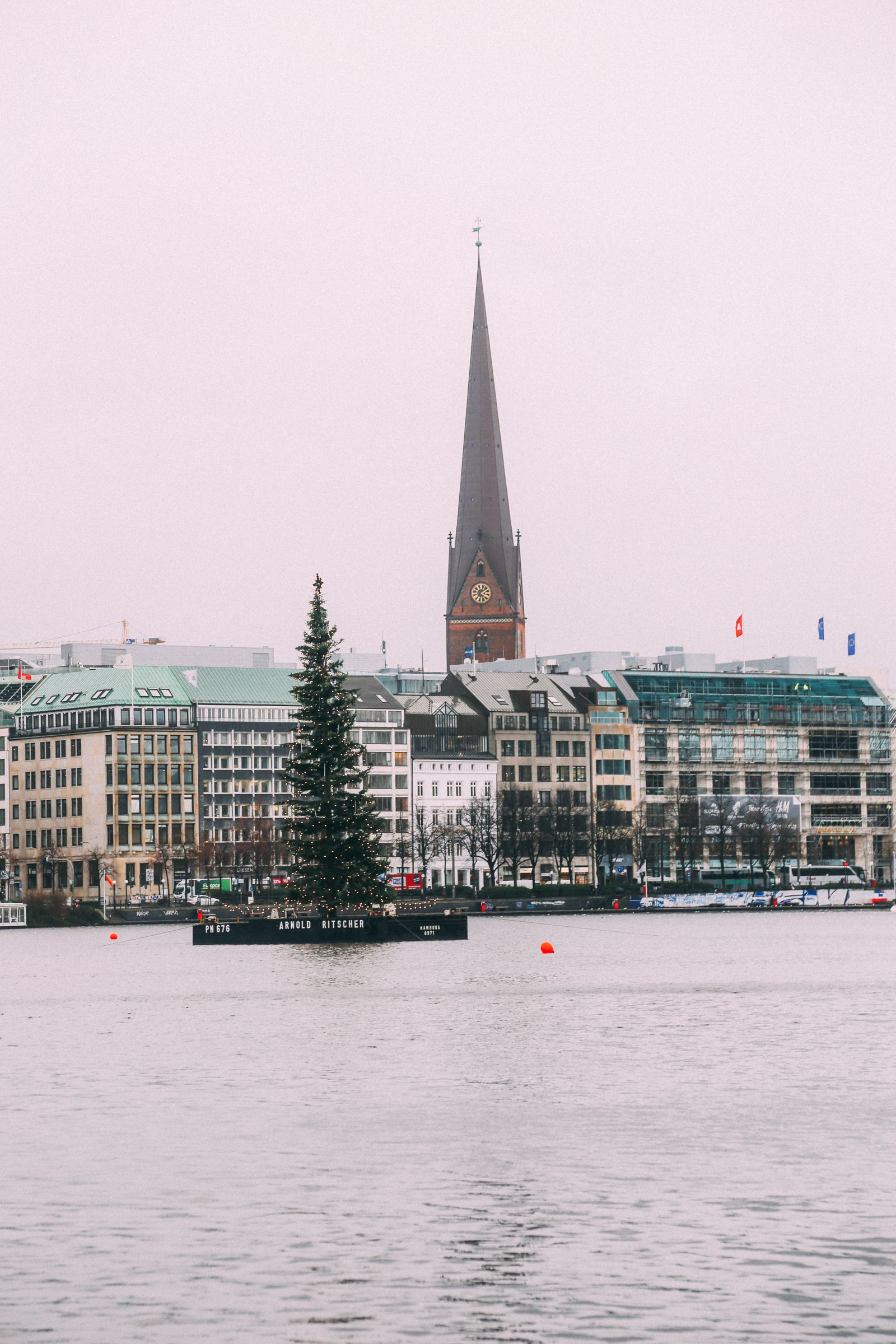Racing Through Hamburg, Germany… (6)